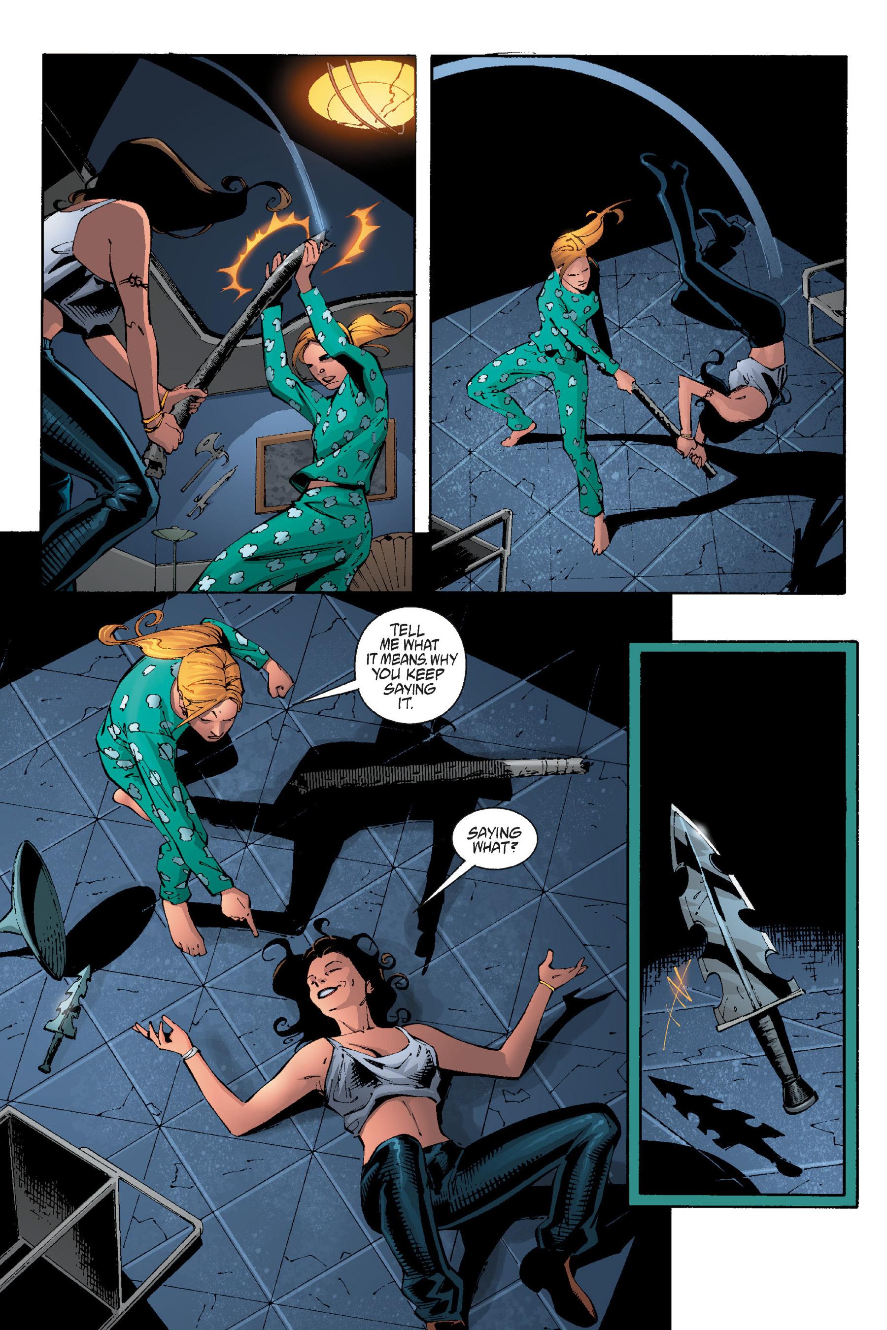 Read online Buffy the Vampire Slayer: Omnibus comic -  Issue # TPB 5 - 83