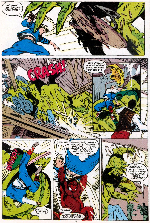 Read online Spellbound comic -  Issue #1 - 16