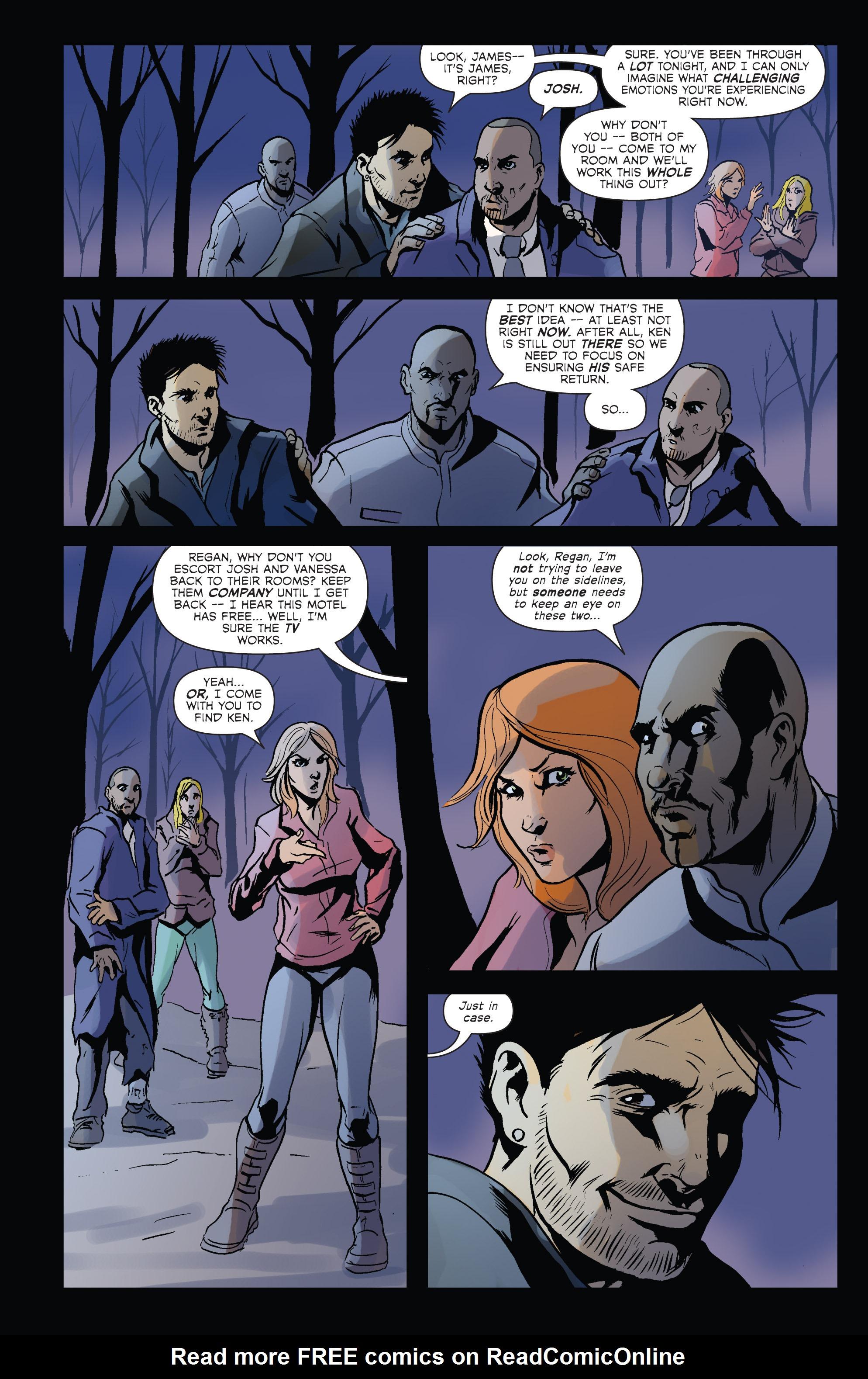 Read online Hoax Hunters (2012) comic -  Issue # TPB 2 - 39