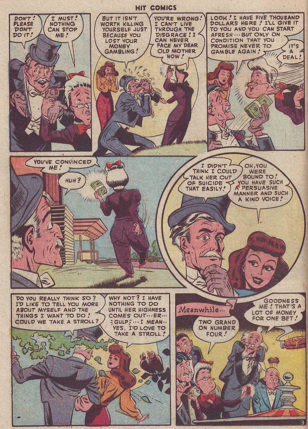 Read online Hit Comics comic -  Issue #51 - 34