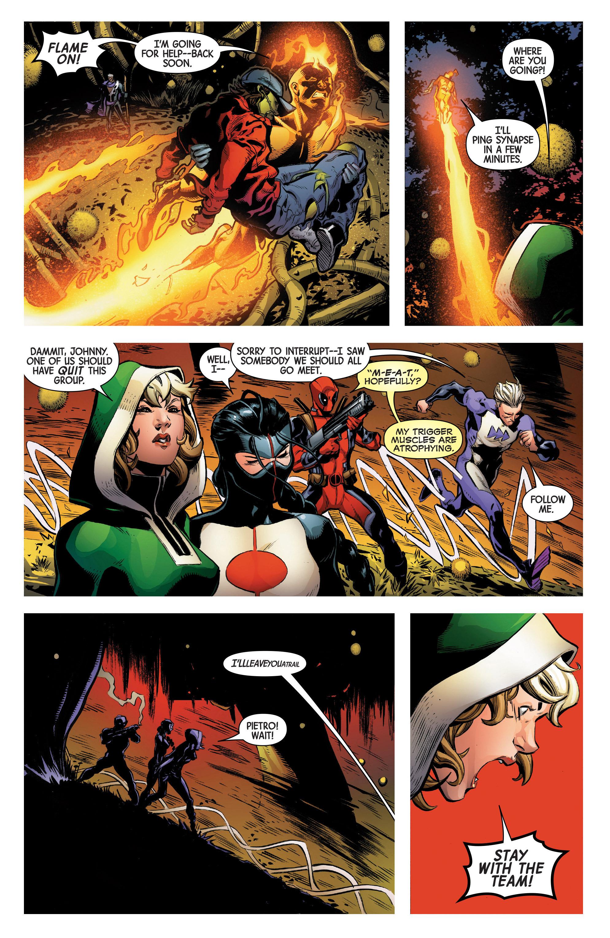 Read online Uncanny Avengers [II] comic -  Issue #2 - 9