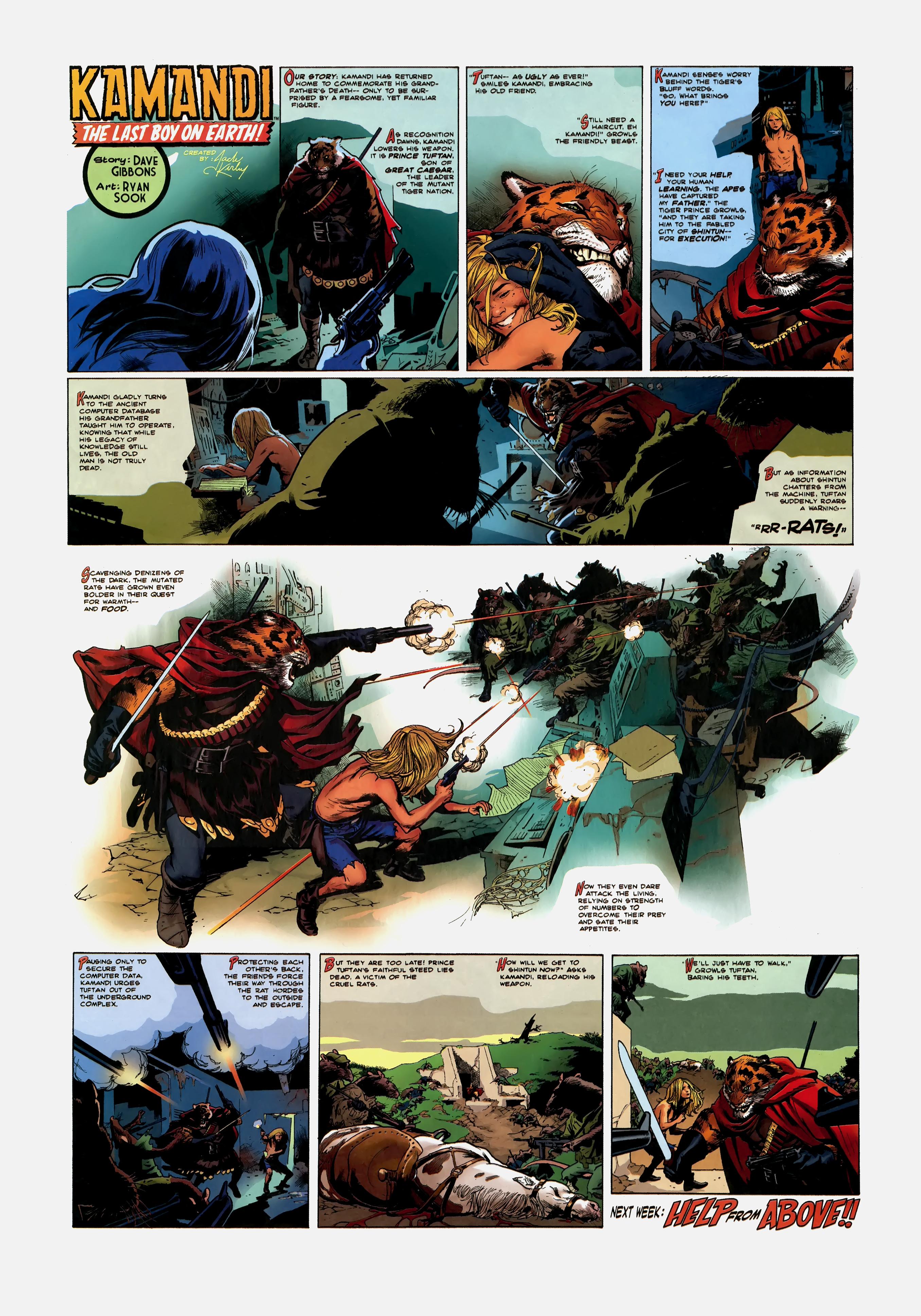 Read online Wednesday Comics comic -  Issue #2 - 3
