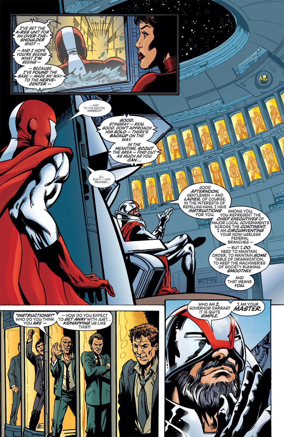 Read online Avengers (1998) comic -  Issue #46 - 12