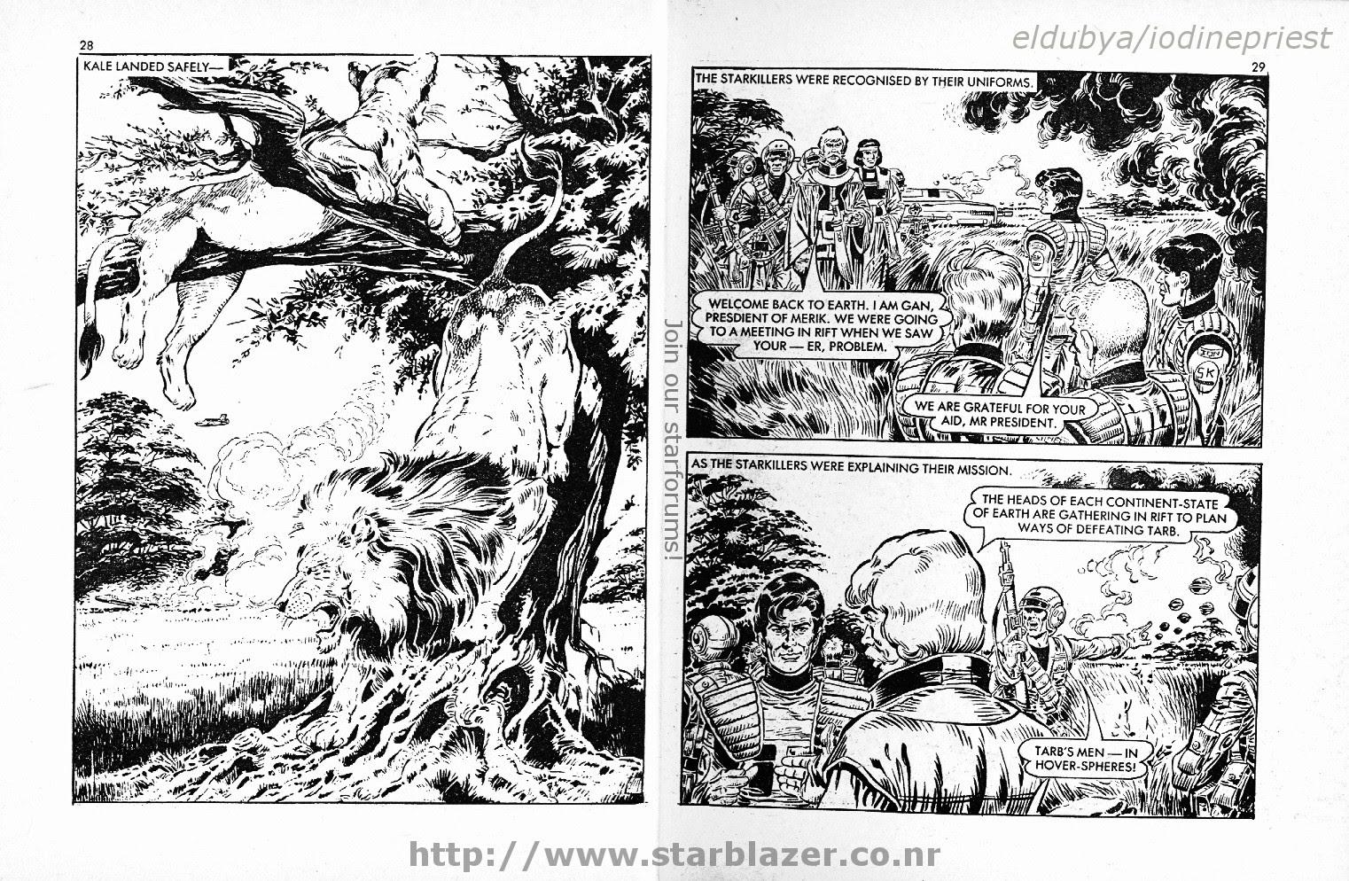 Starblazer issue 155 - Page 16