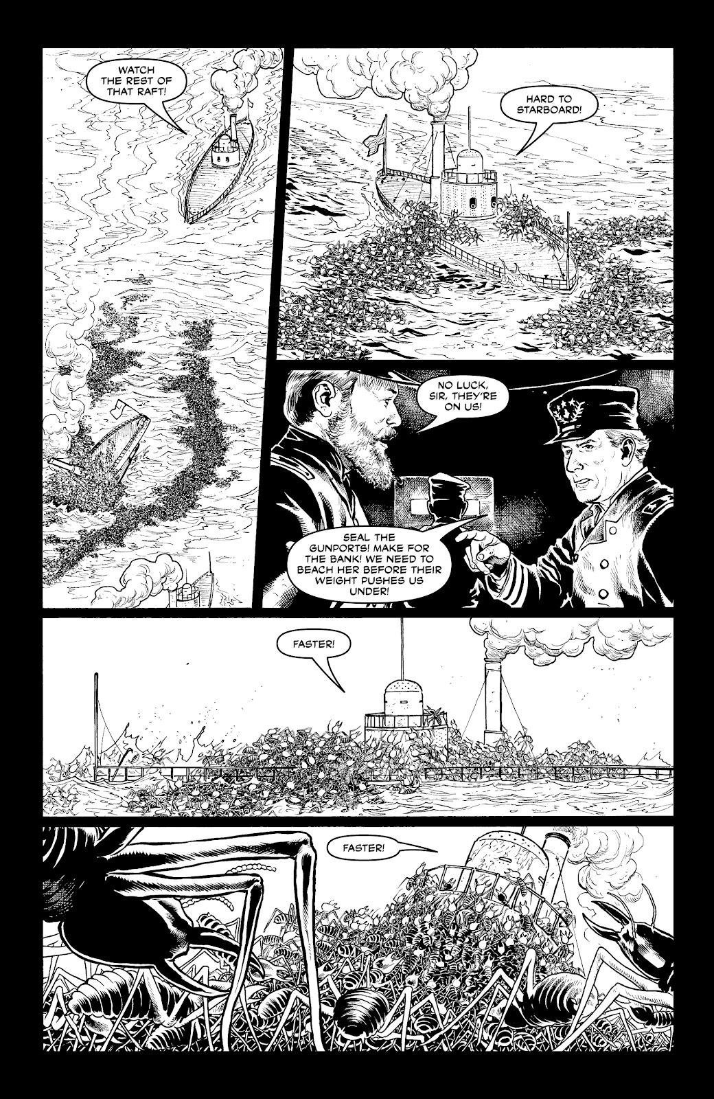 Read online Alan Moore's Cinema Purgatorio comic -  Issue #17 - 40