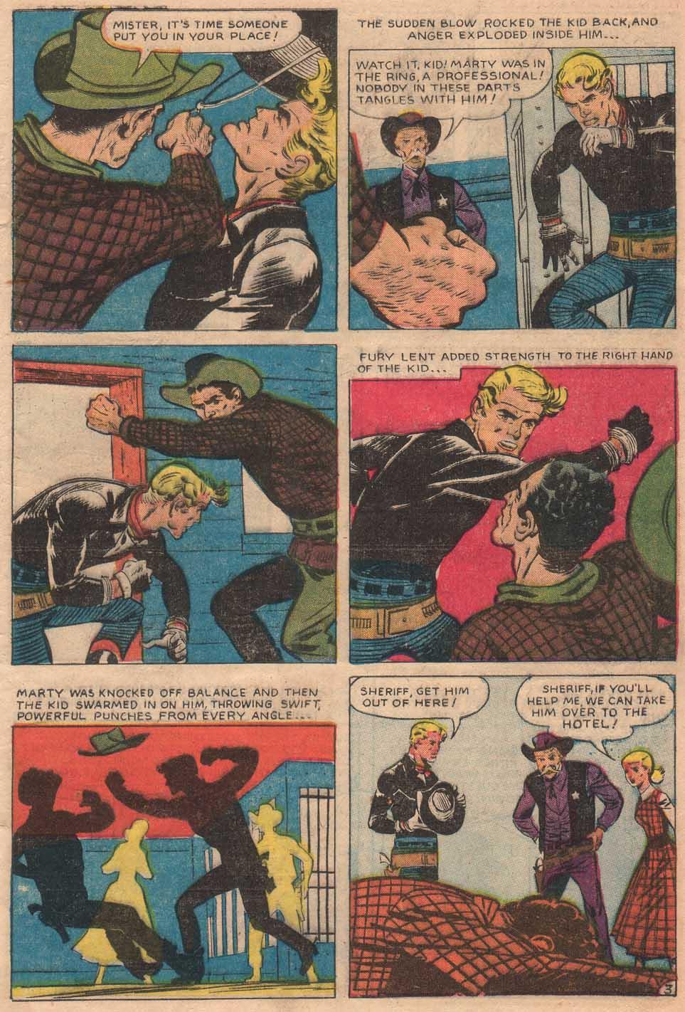 Read online Two-Gun Kid comic -  Issue #38 - 5