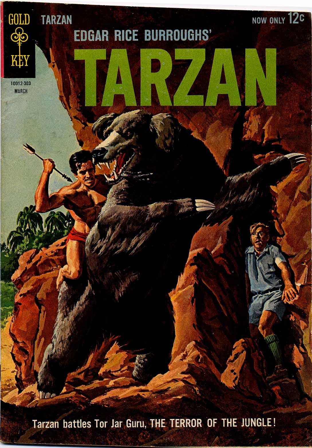 Tarzan (1962) issue 134 - Page 1