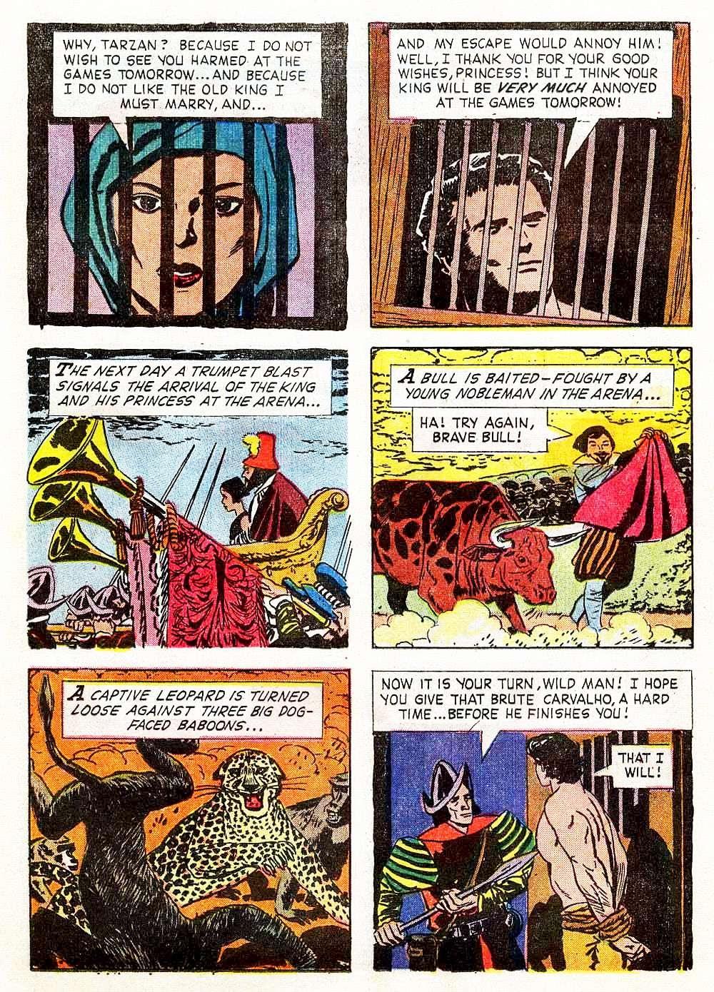 Tarzan (1962) issue 136 - Page 13