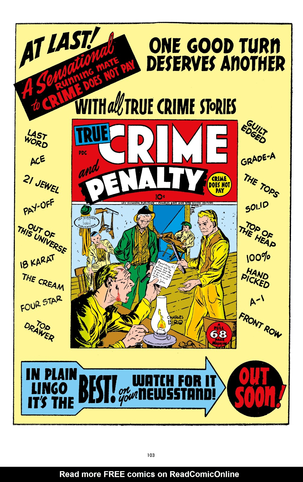 Read online Crime Does Not Pay Archives comic -  Issue # TPB 7 (Part 2) - 5