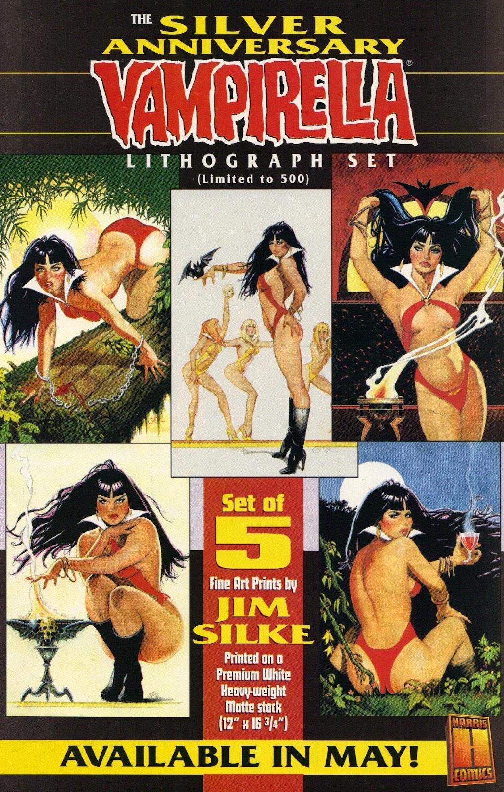 Vampirella vs Hemorrhage issue 1 - Page 32