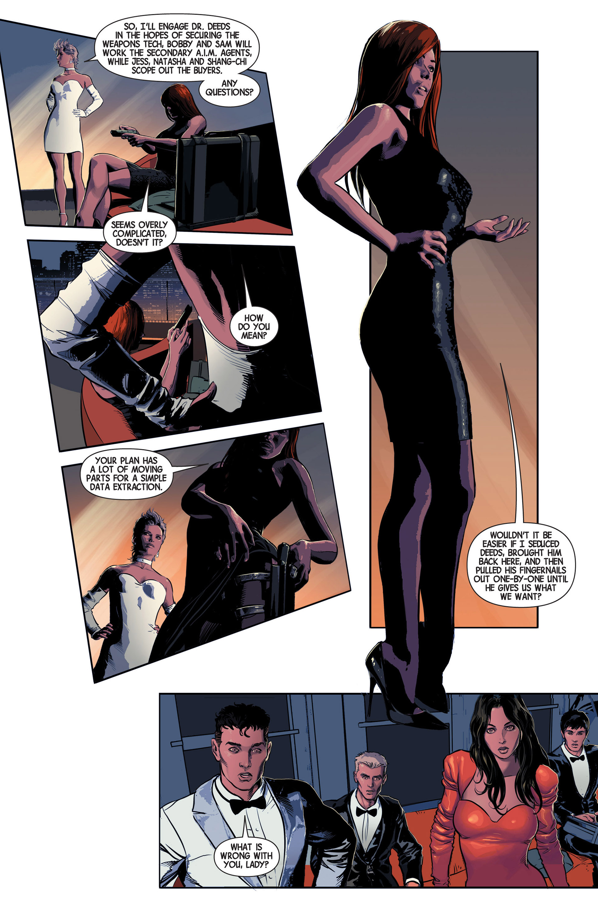 Read online Avengers (2013) comic -  Issue #11 - 11