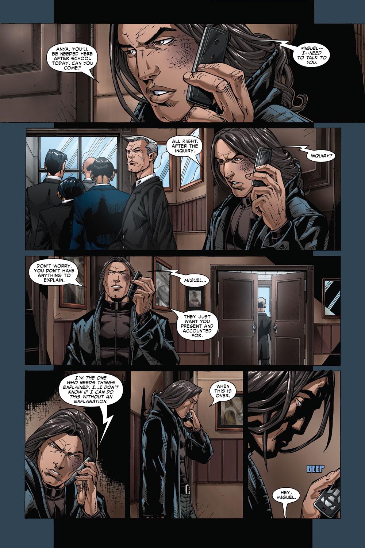 Read online Amazing Fantasy (2004) comic -  Issue #4 - 15