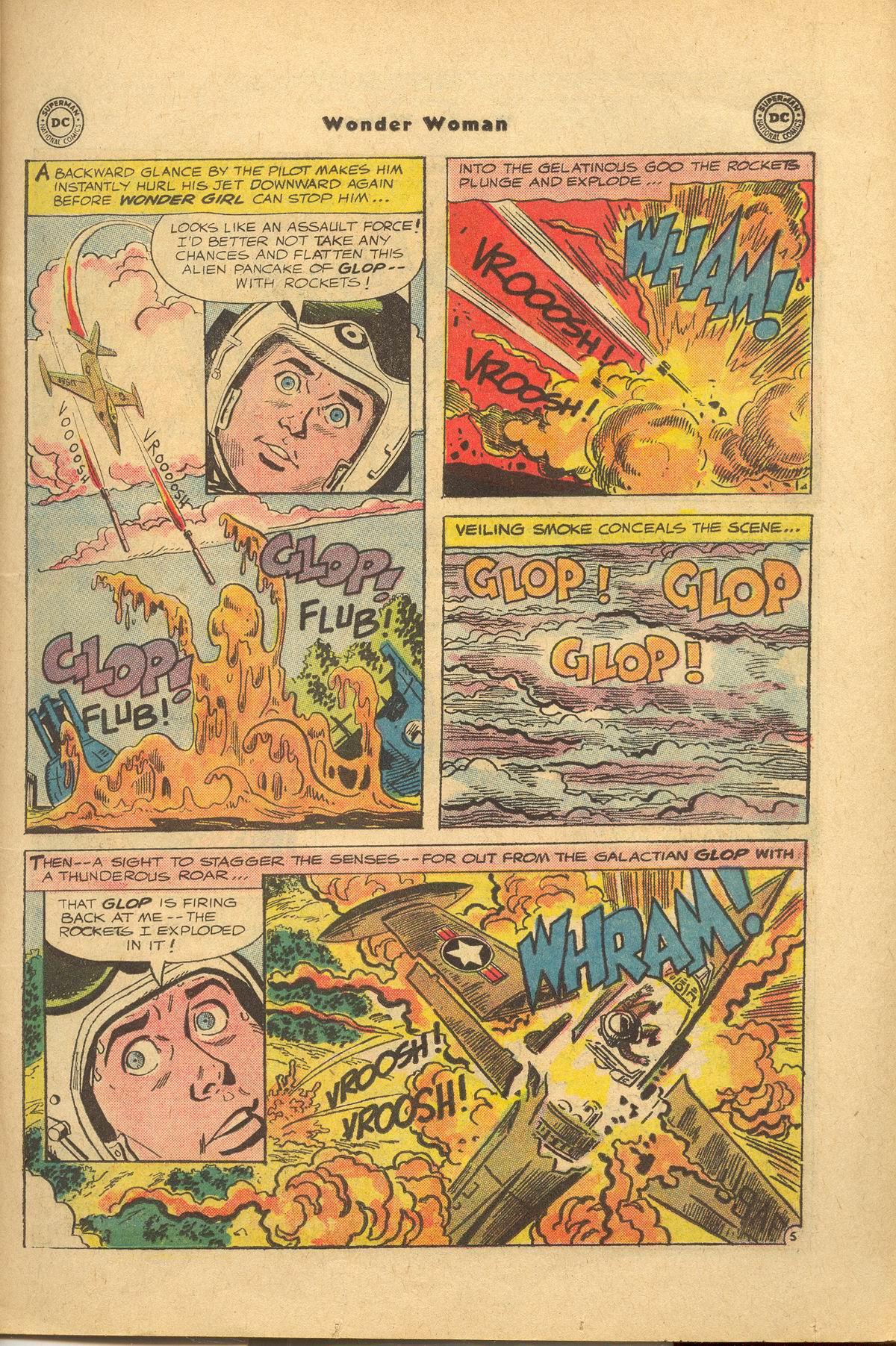 Read online Wonder Woman (1942) comic -  Issue #151 - 7