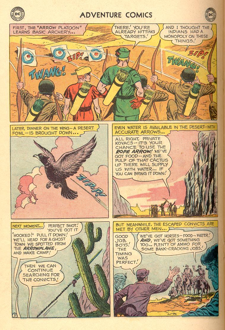 Read online Adventure Comics (1938) comic -  Issue #258 - 20