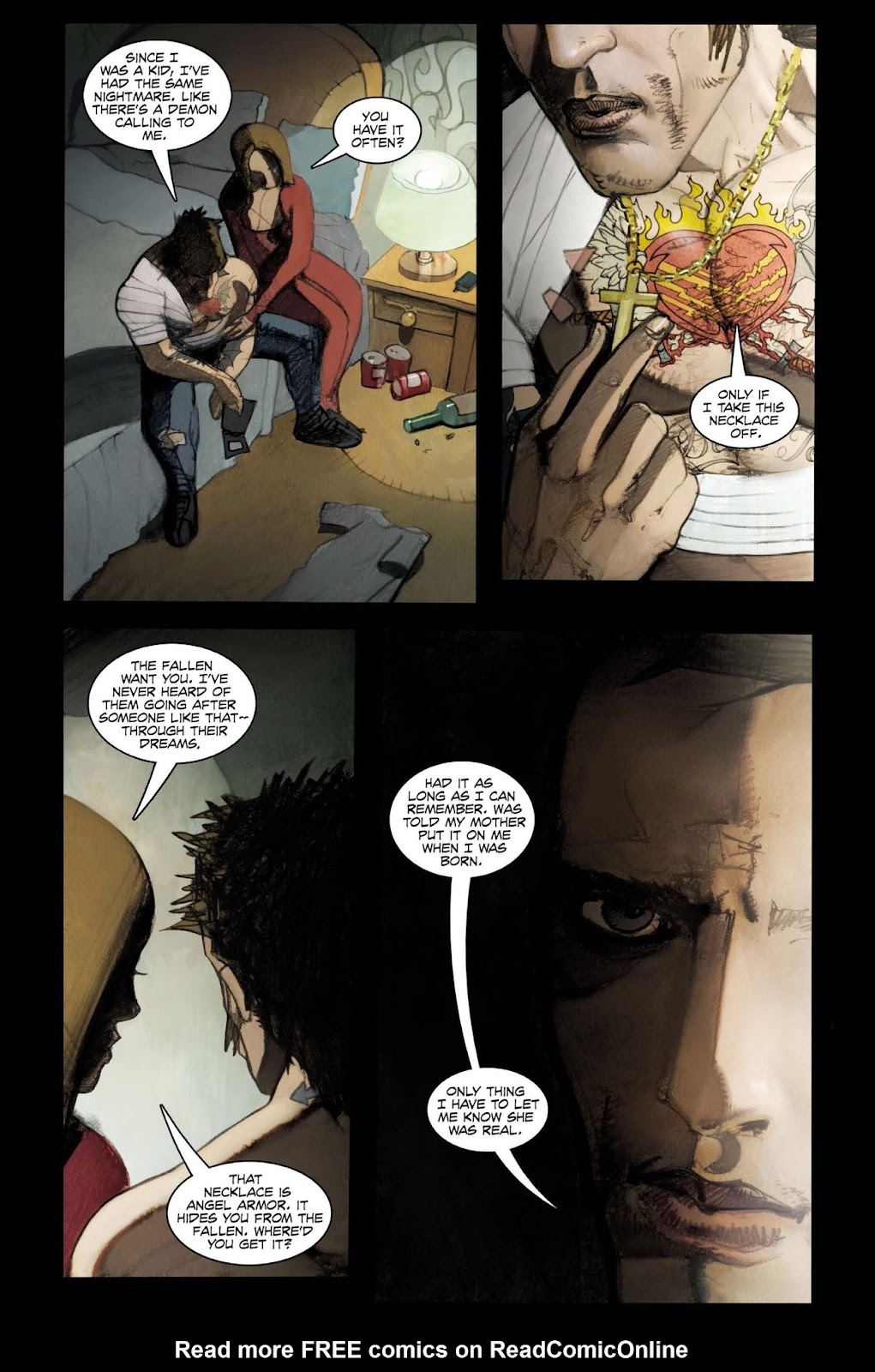 13 Coins issue TPB - Page 72