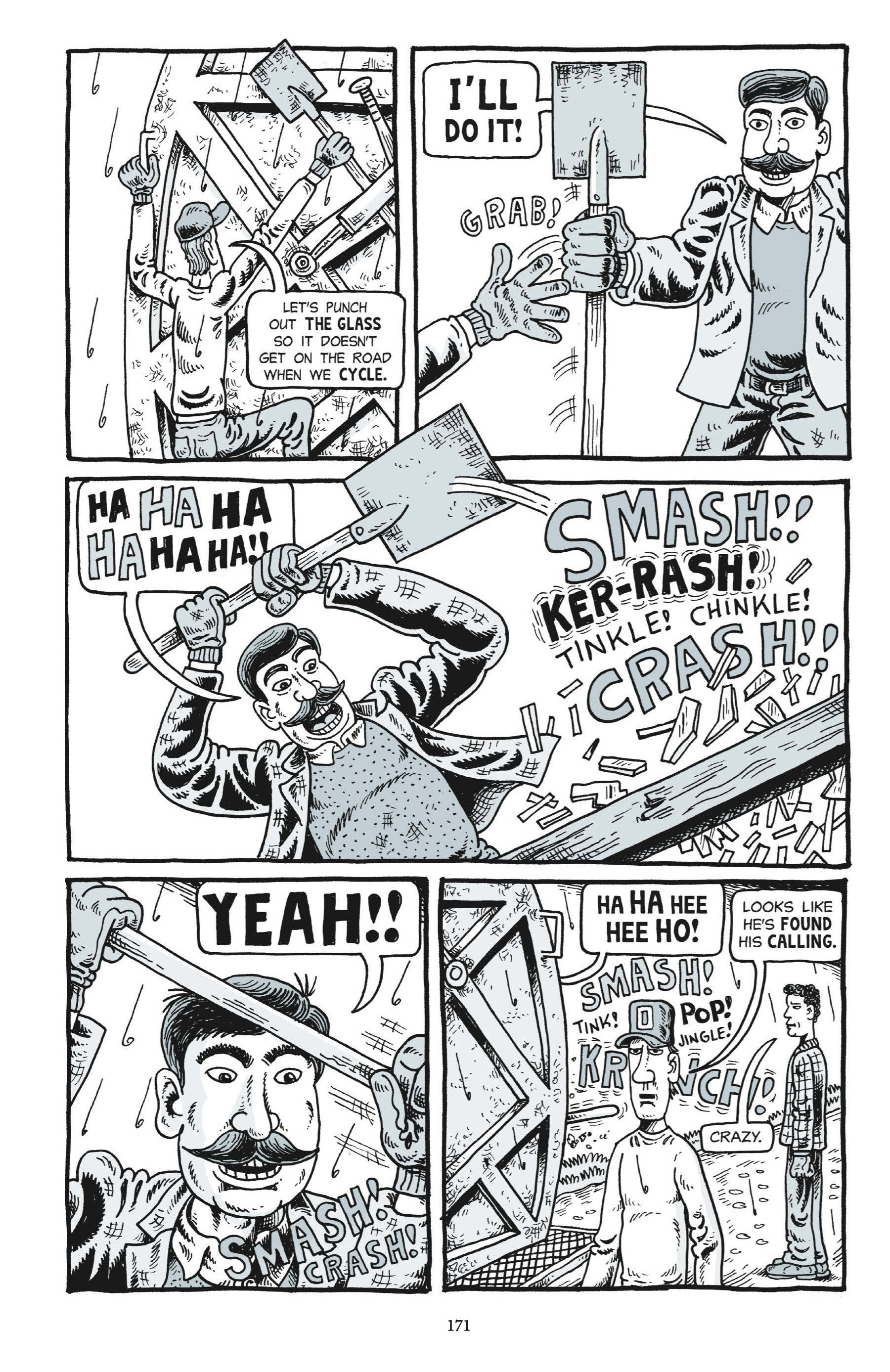 Read online Trashed comic -  Issue # Full - 165