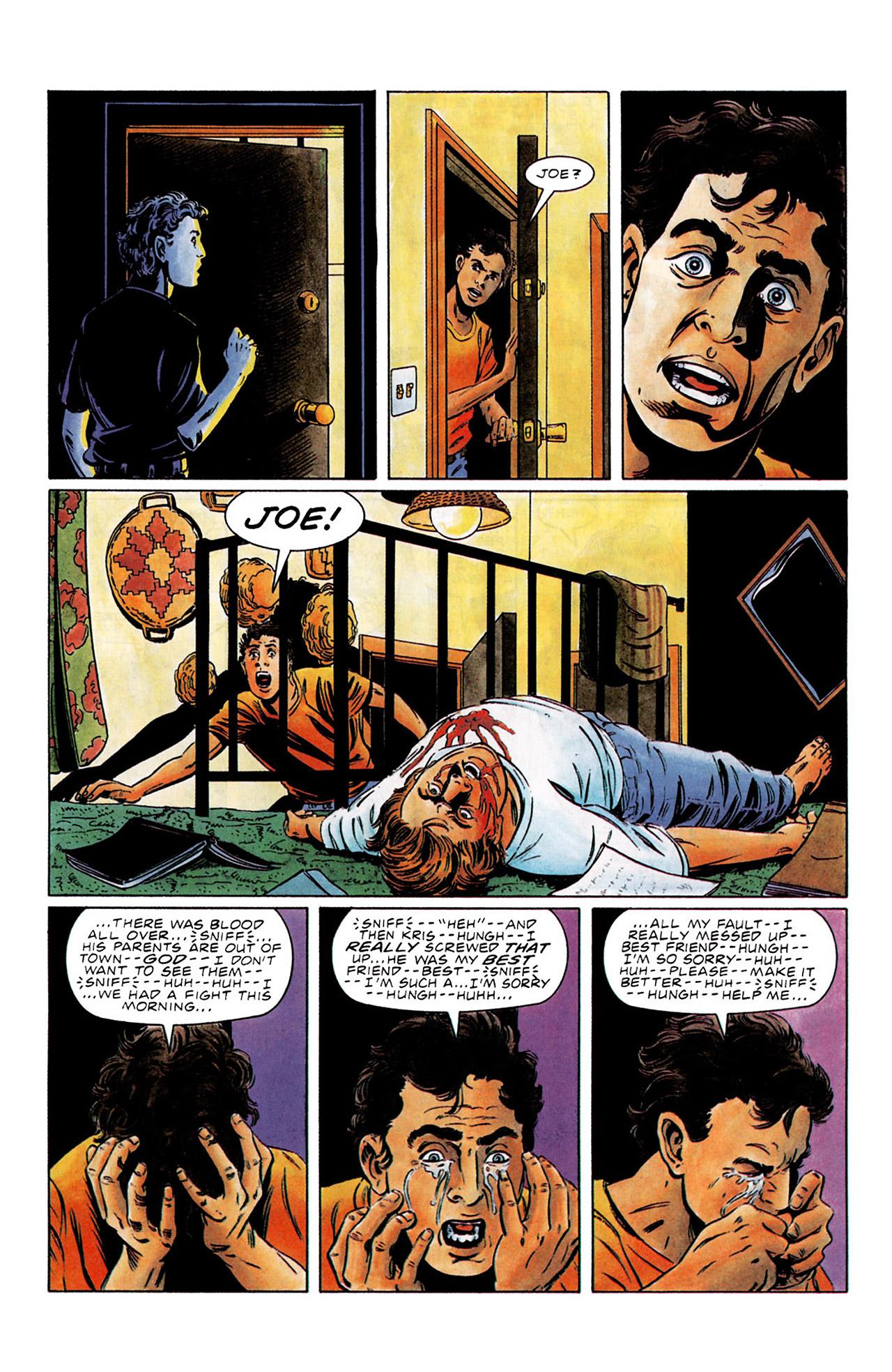 Read online Harbinger (1992) comic -  Issue #0 - 11