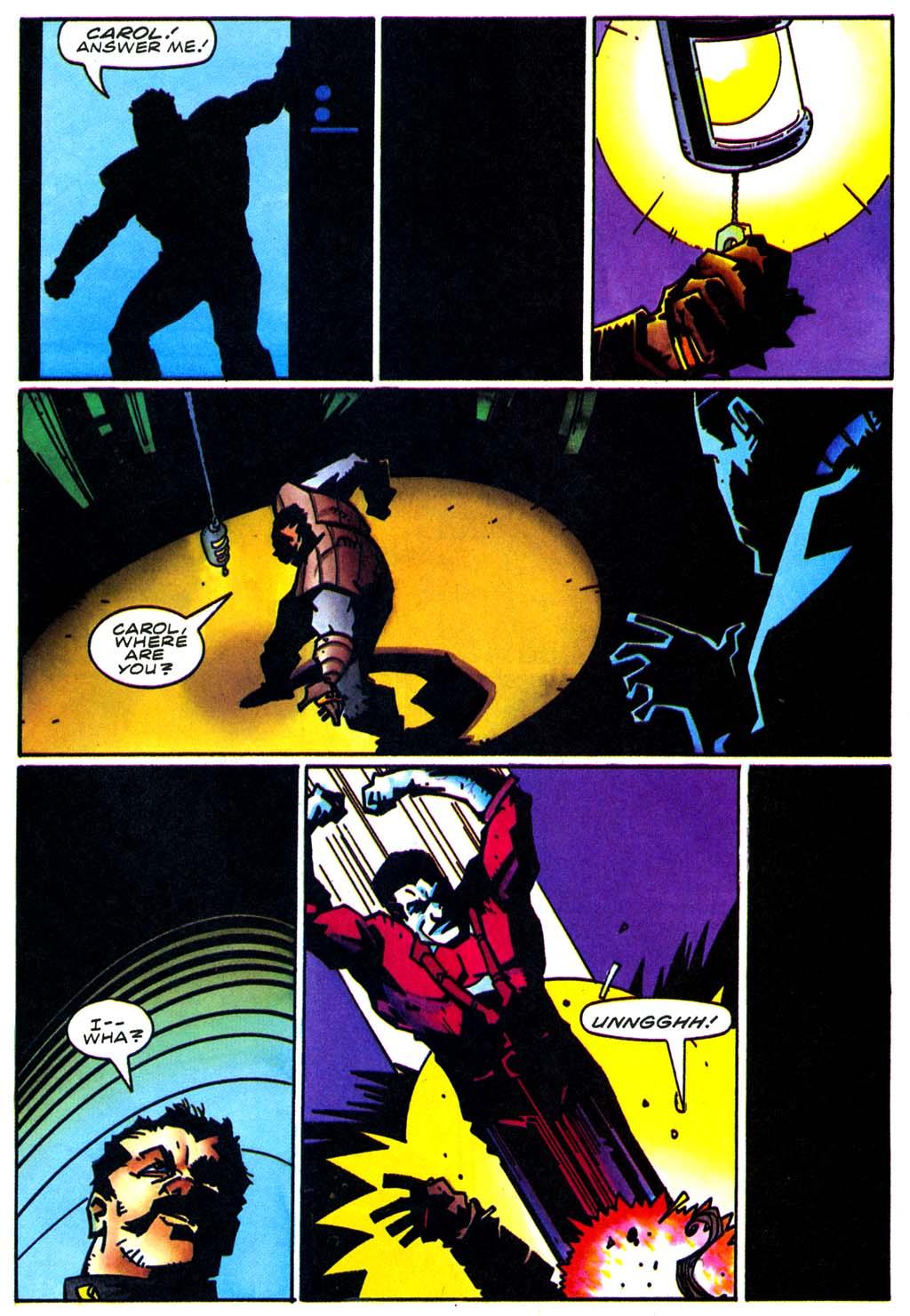 Read online Secret Weapons comic -  Issue #20 - 18