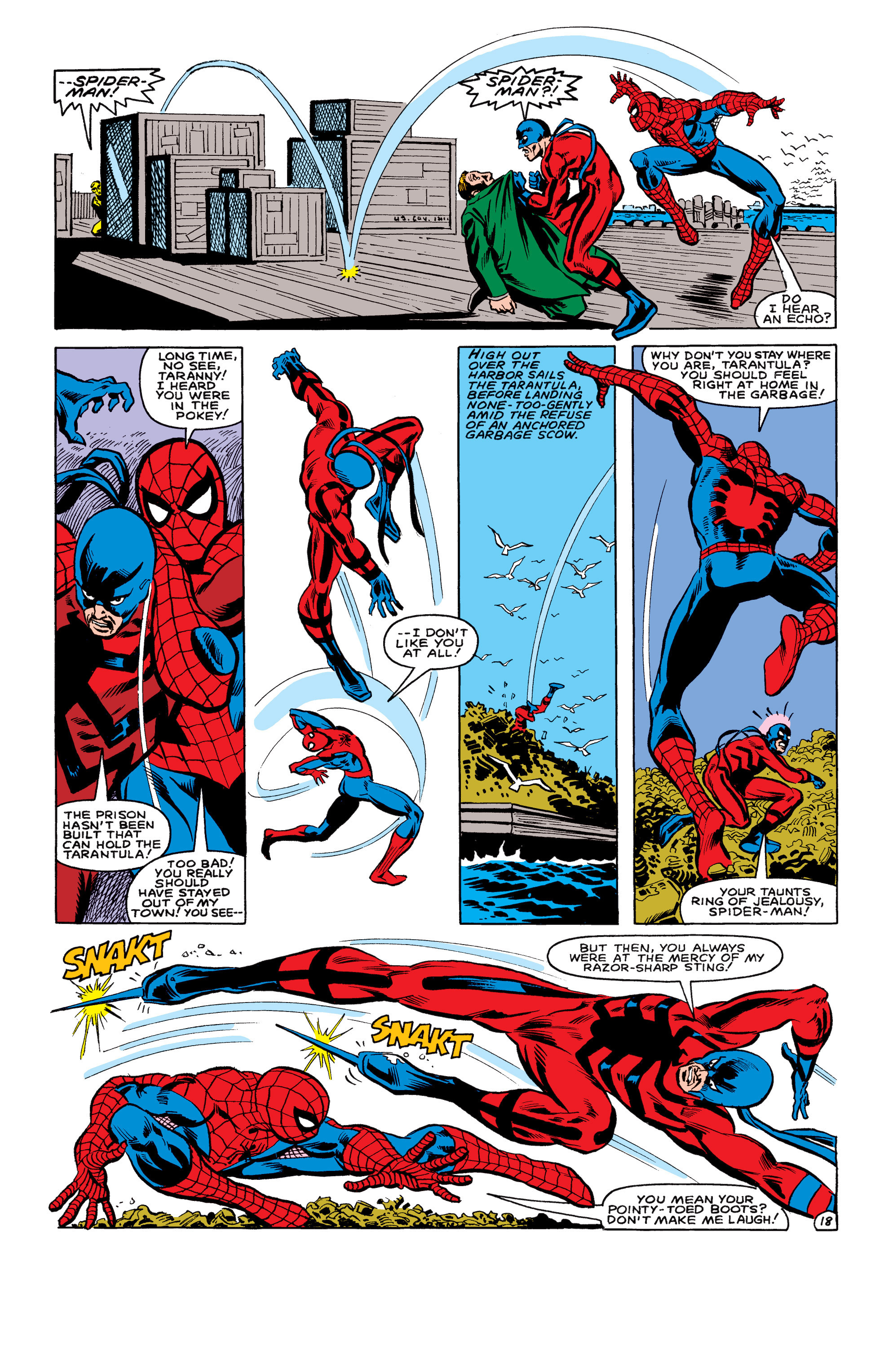 The Amazing Spider-Man (1963) 233 Page 18