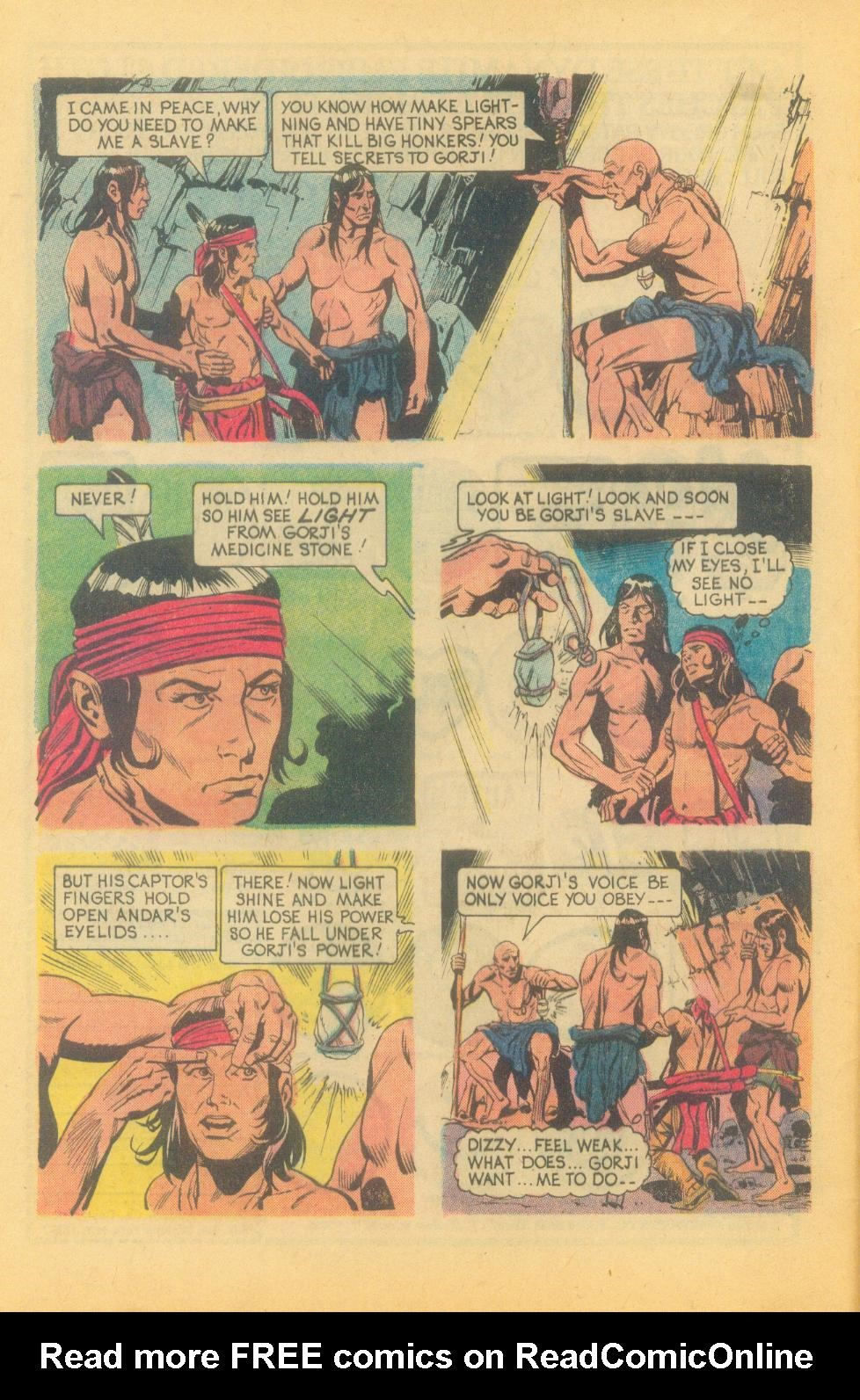 Read online Turok, Son of Stone comic -  Issue #89 - 8