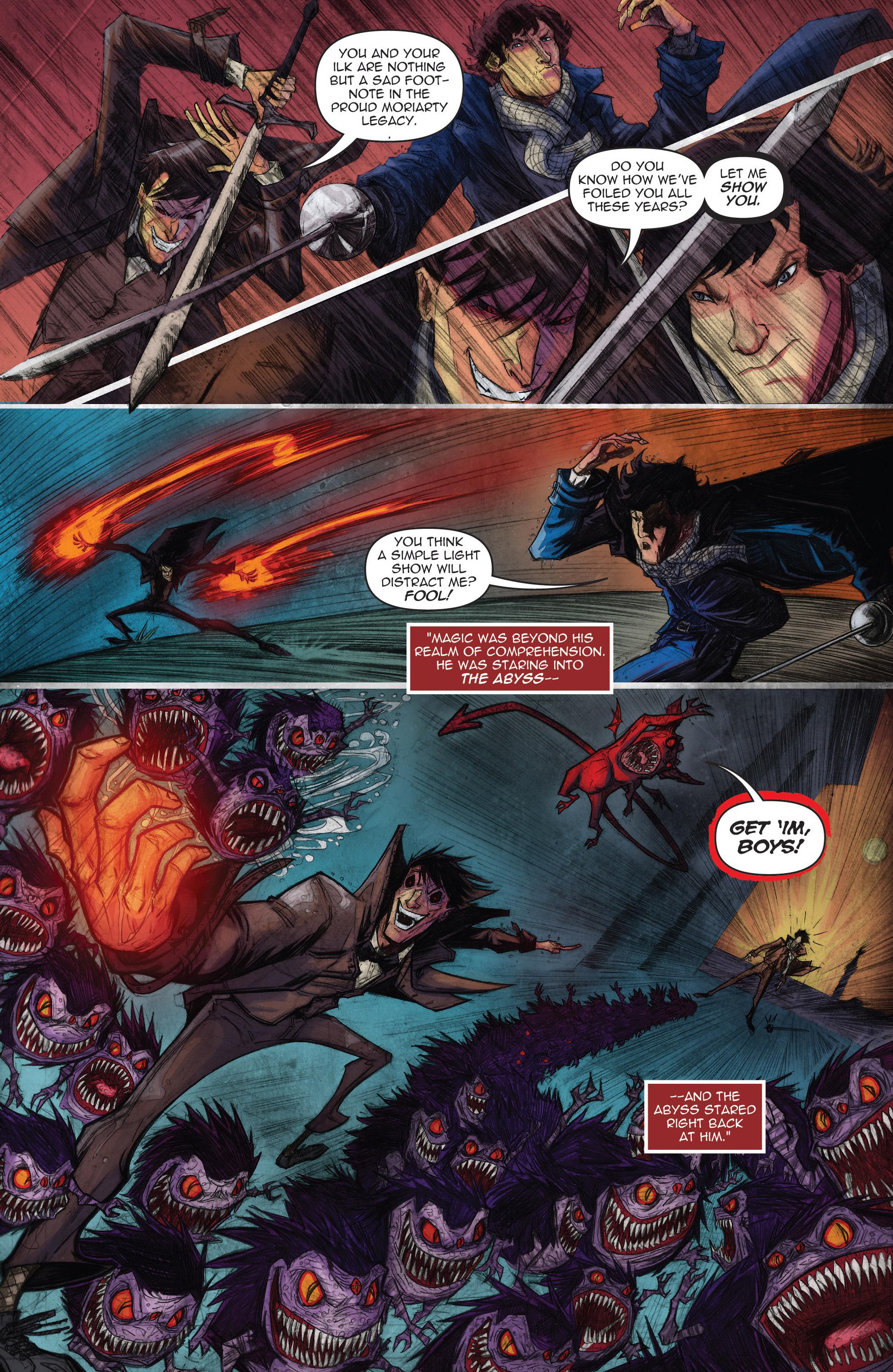 Read online Infinite Seven comic -  Issue #3 - 7