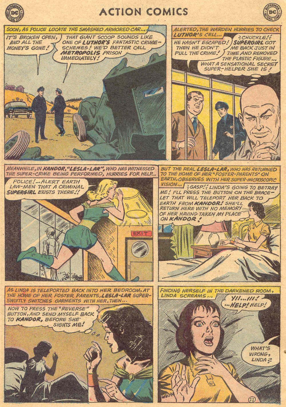Read online Action Comics (1938) comic -  Issue #279 - 30