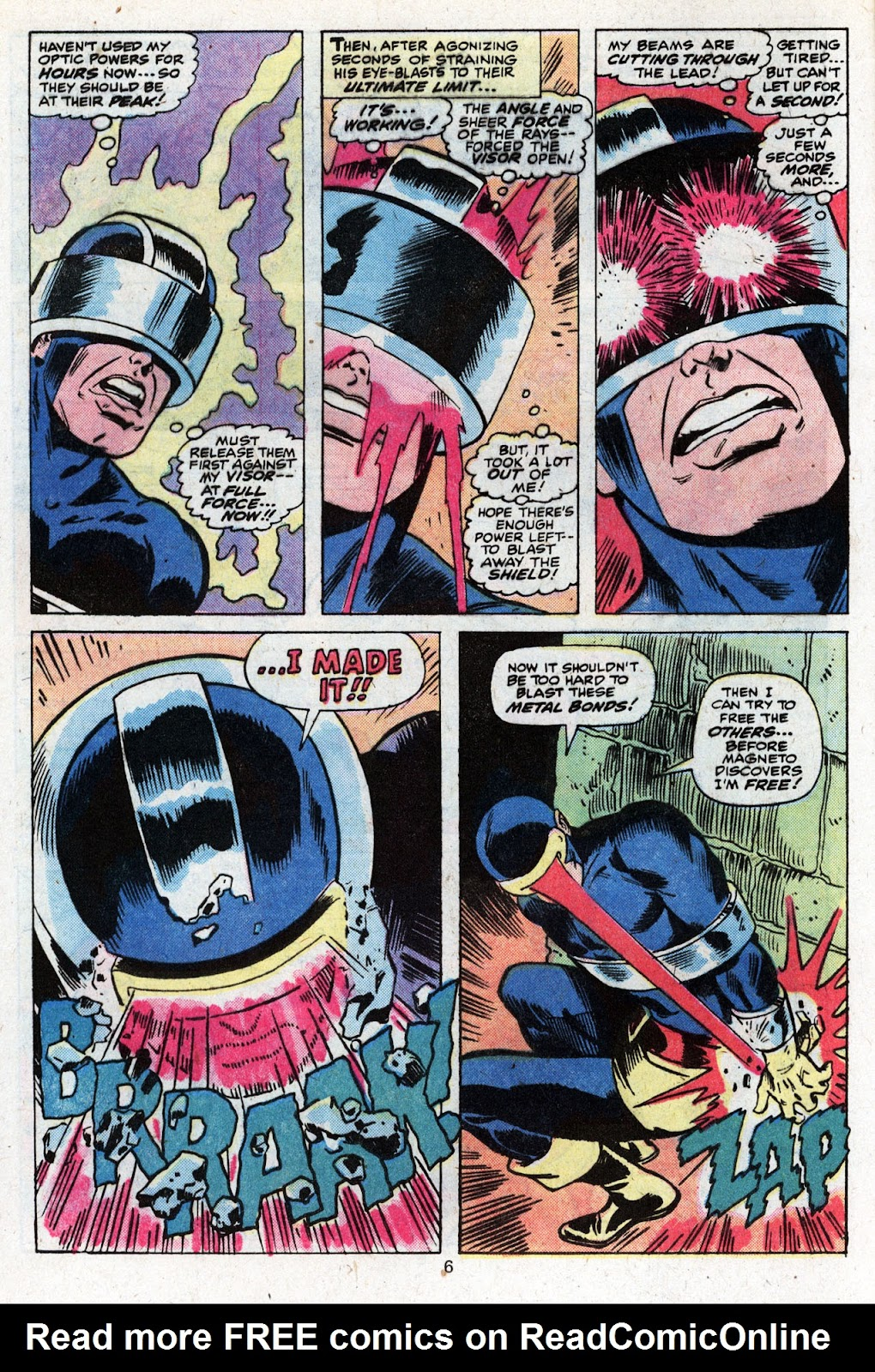 Marvel Triple Action (1972) issue 45 - Page 8