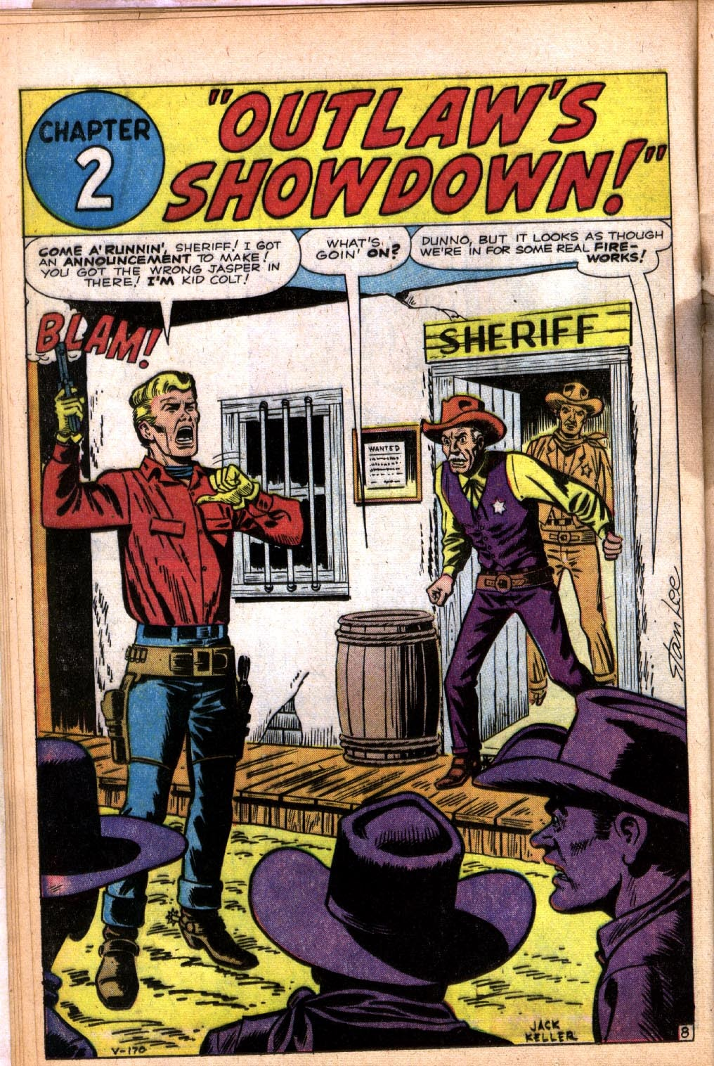 Gunsmoke Western issue 64 - Page 12
