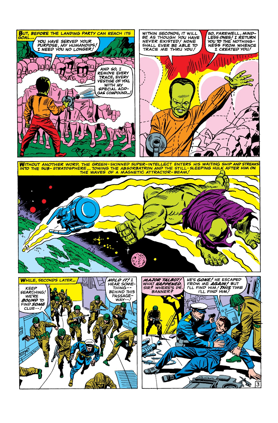 Read online Marvel Masterworks: The Incredible Hulk comic -  Issue # TPB 2 (Part 2) - 26