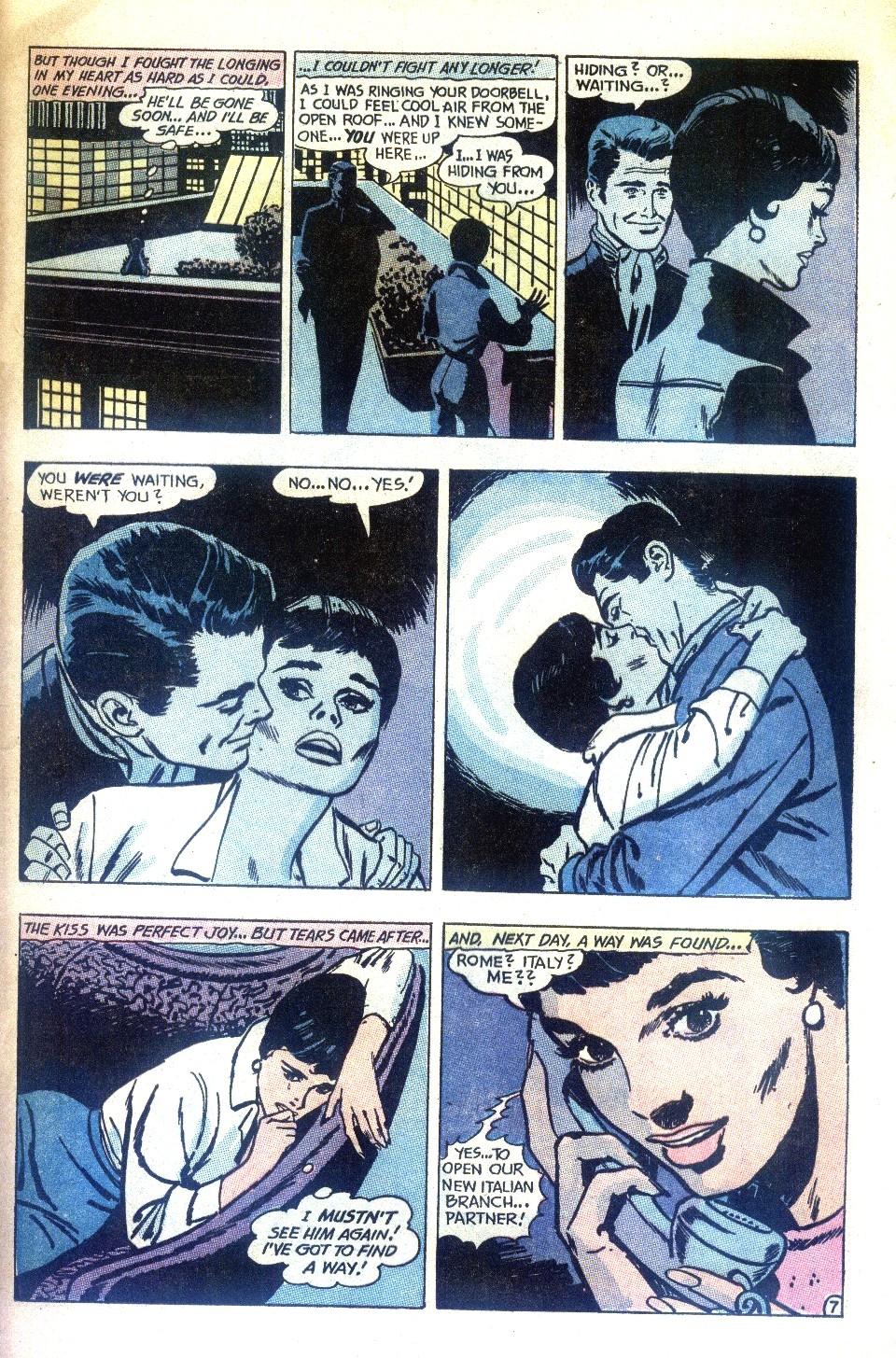Read online Secret Hearts comic -  Issue #148 - 21