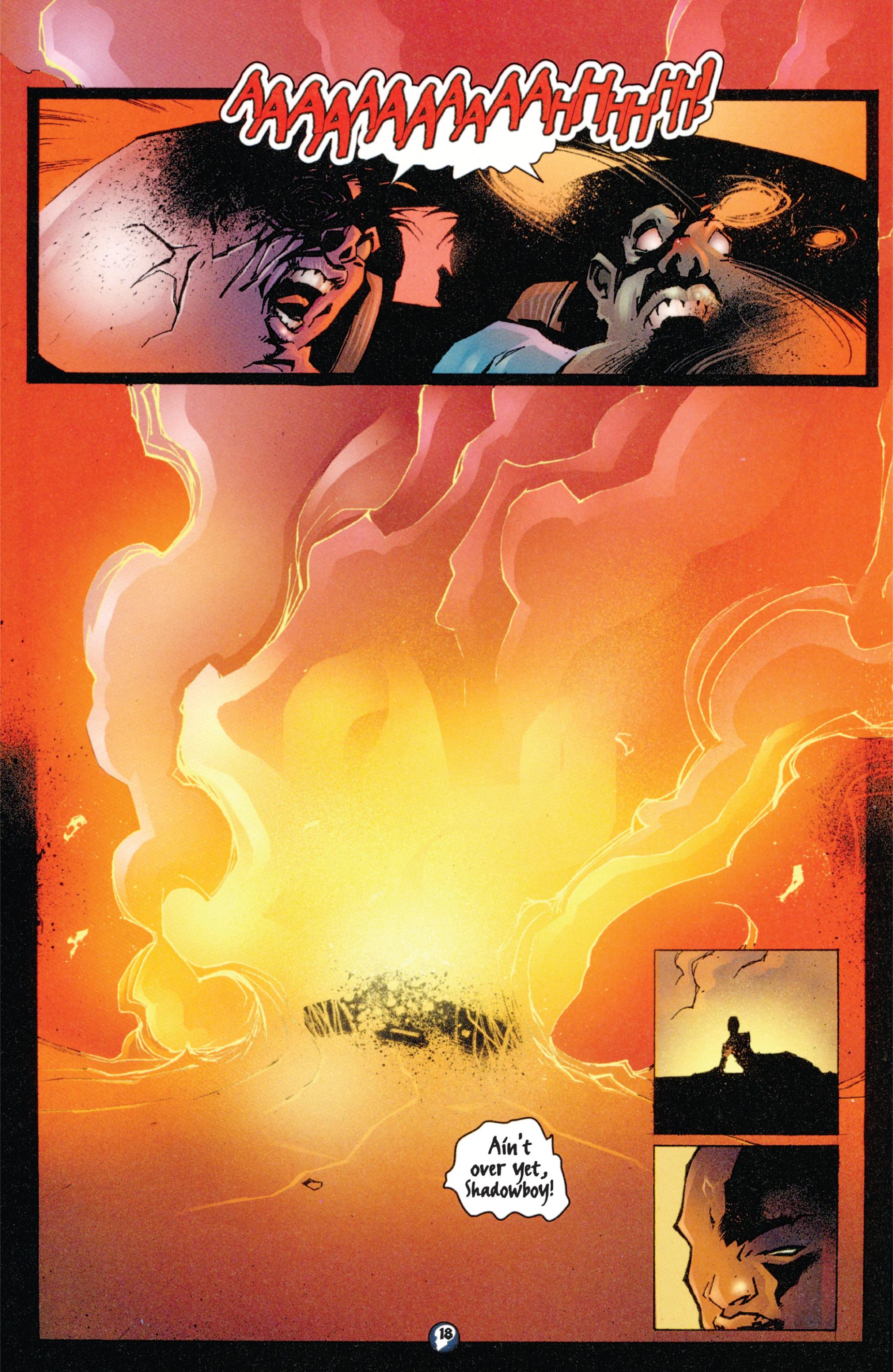 Read online Shadowman (1997) comic -  Issue #4 - 15