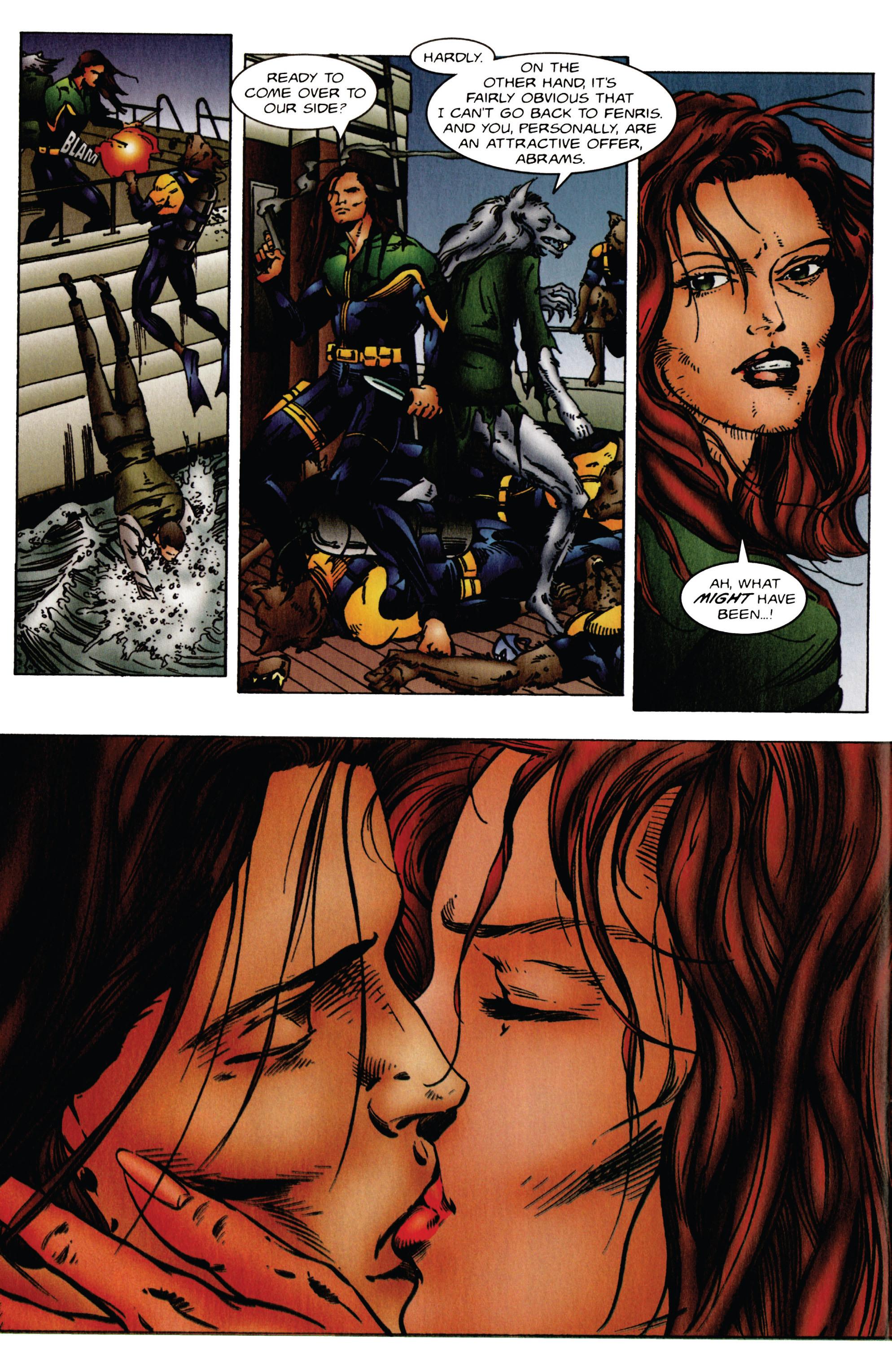 Read online Eternal Warrior (1992) comic -  Issue #46 - 21