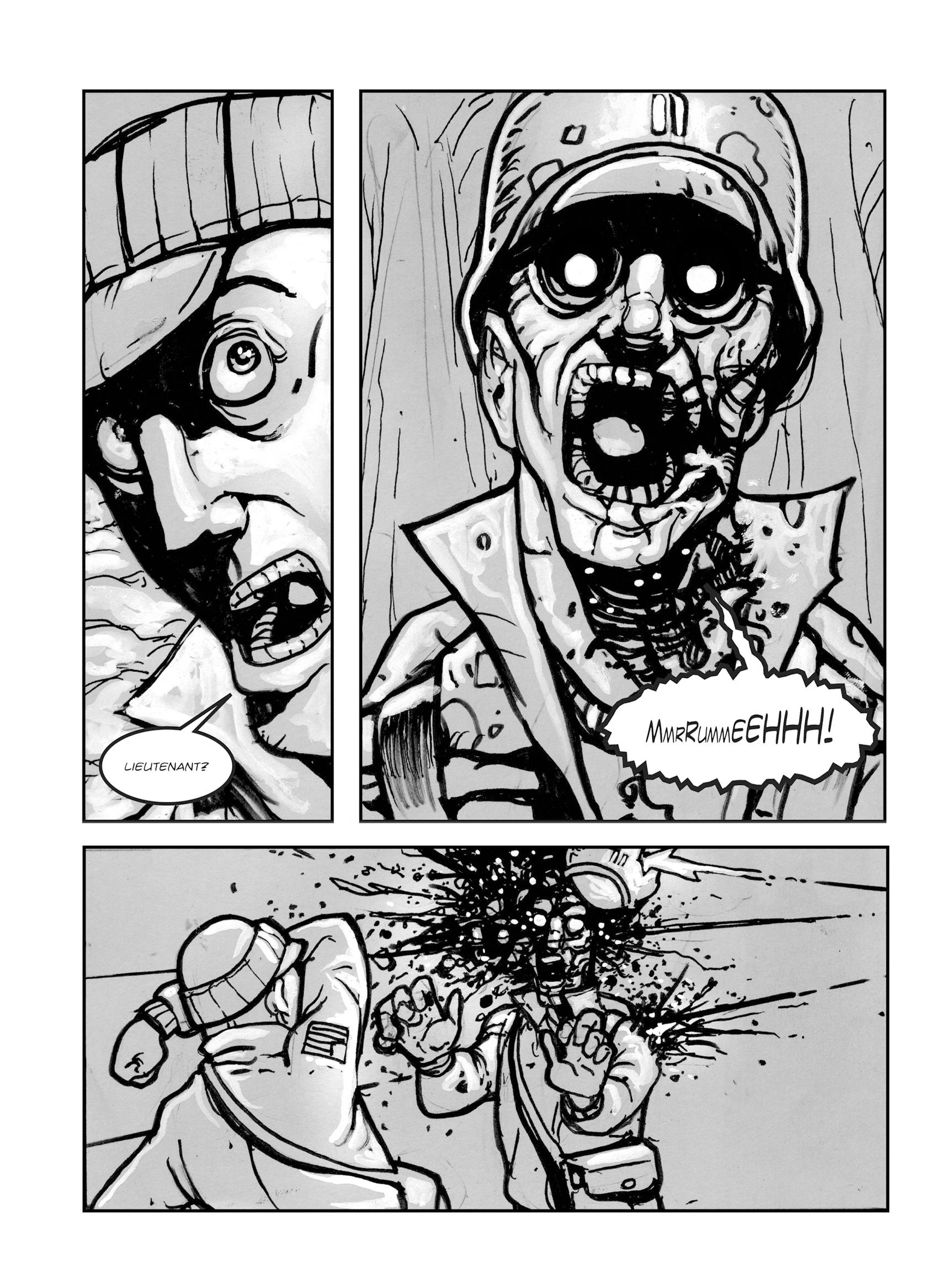 Read online FUBAR comic -  Issue #1 - 38