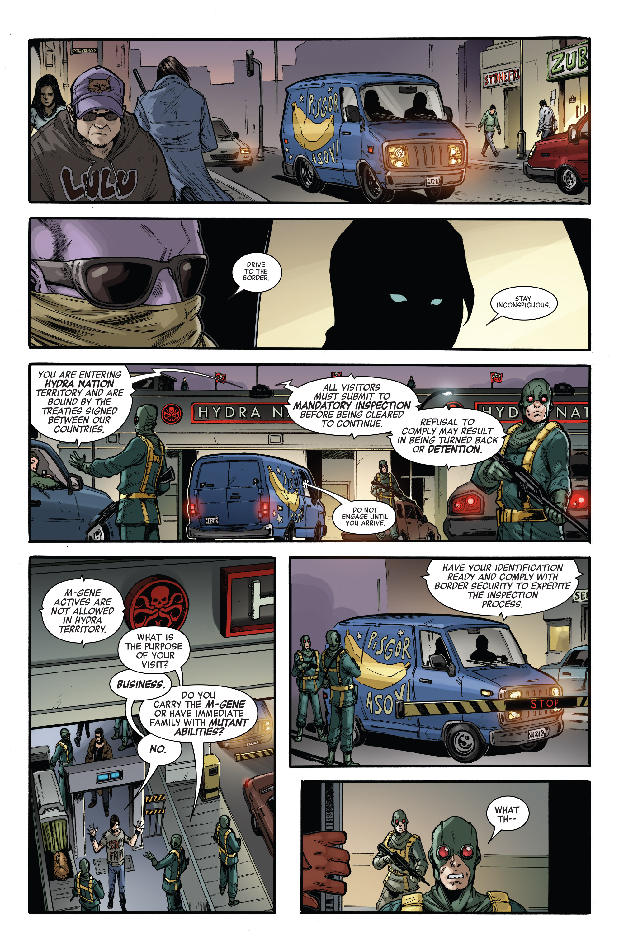 Read online Secret Empire: United comic -  Issue # Full - 5