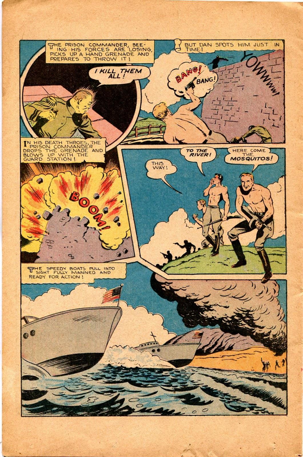 Read online Super-Magician Comics comic -  Issue #34 - 38