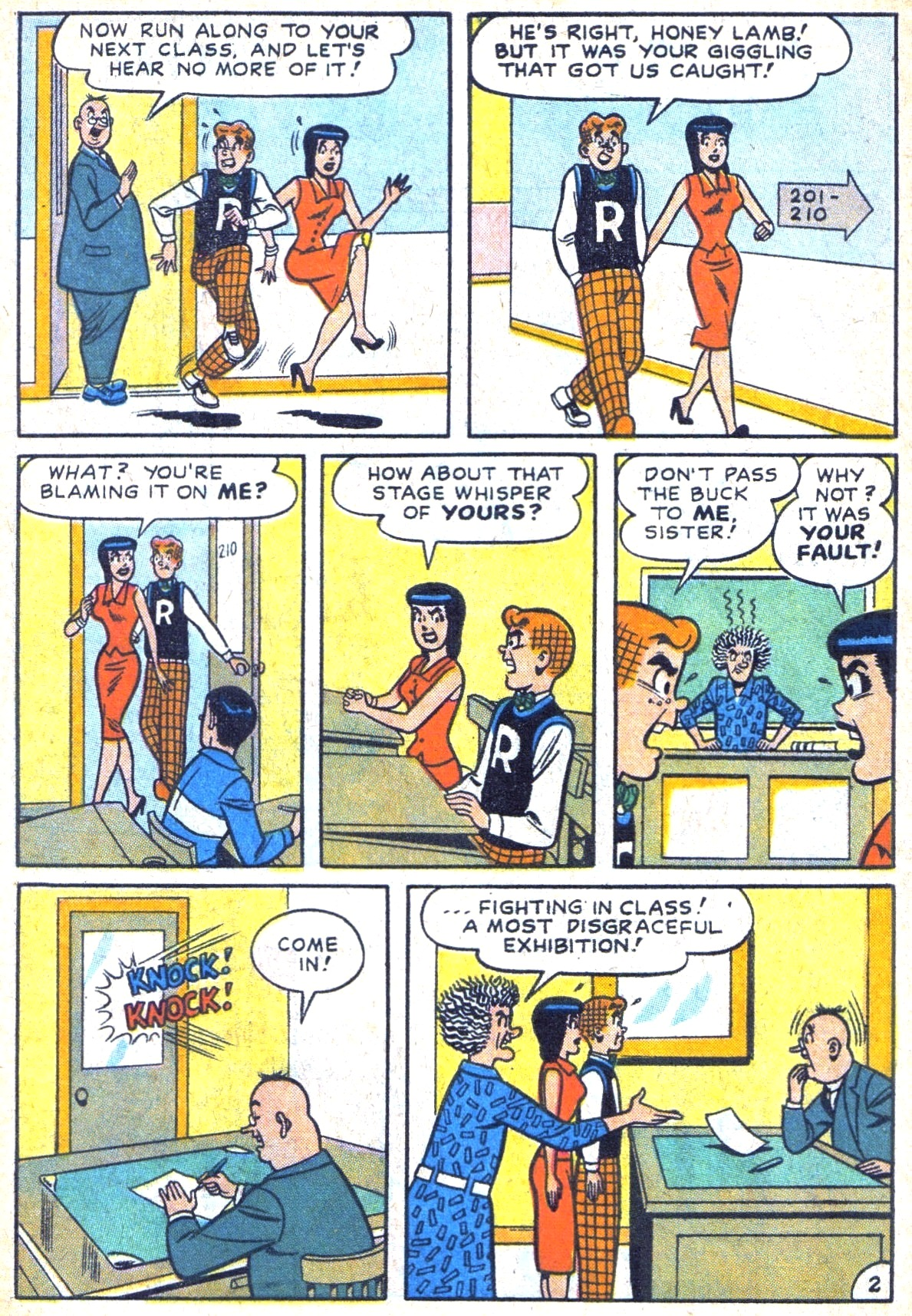 Read online Archie (1960) comic -  Issue #118 - 30