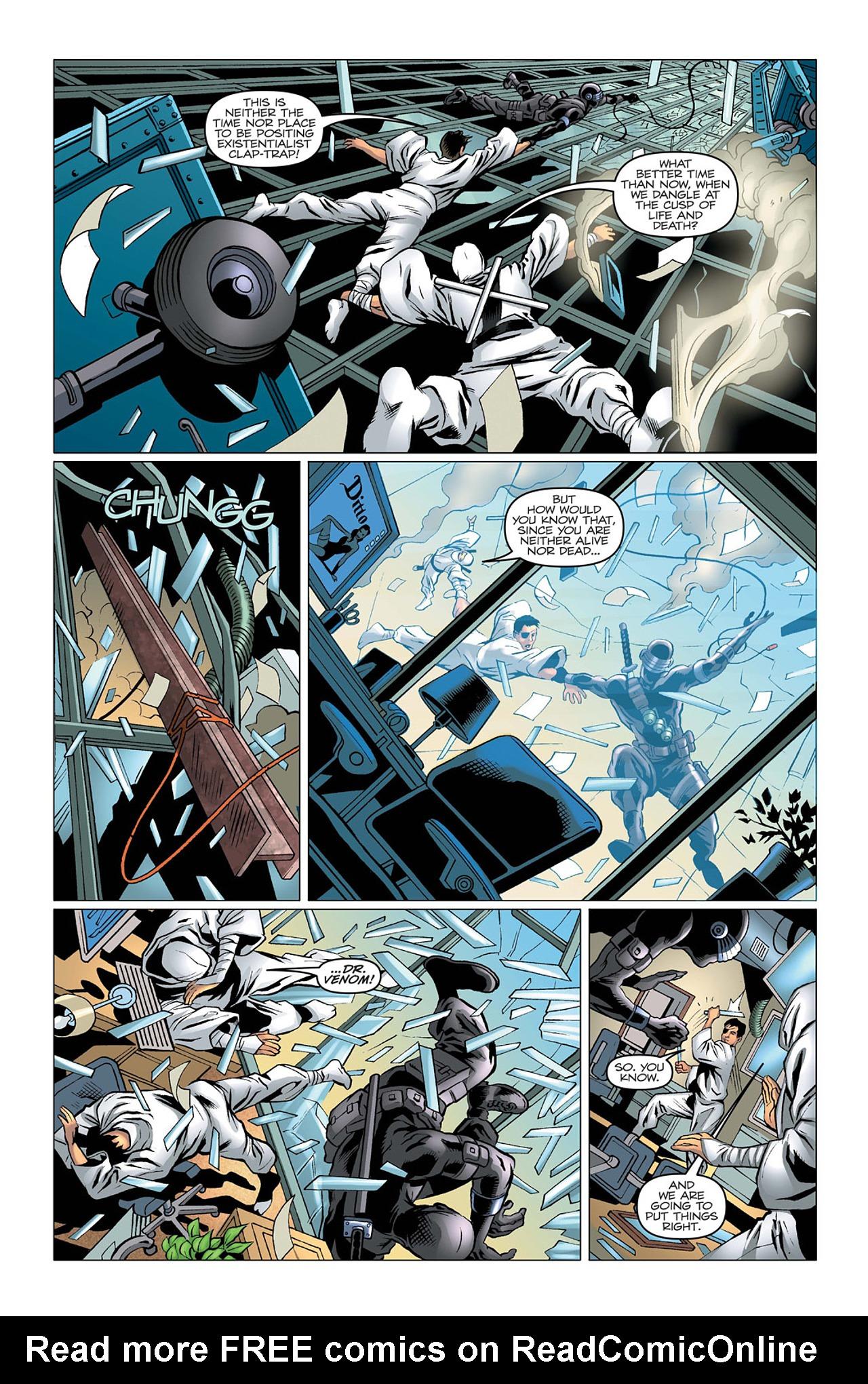 G.I. Joe: A Real American Hero 165 Page 17