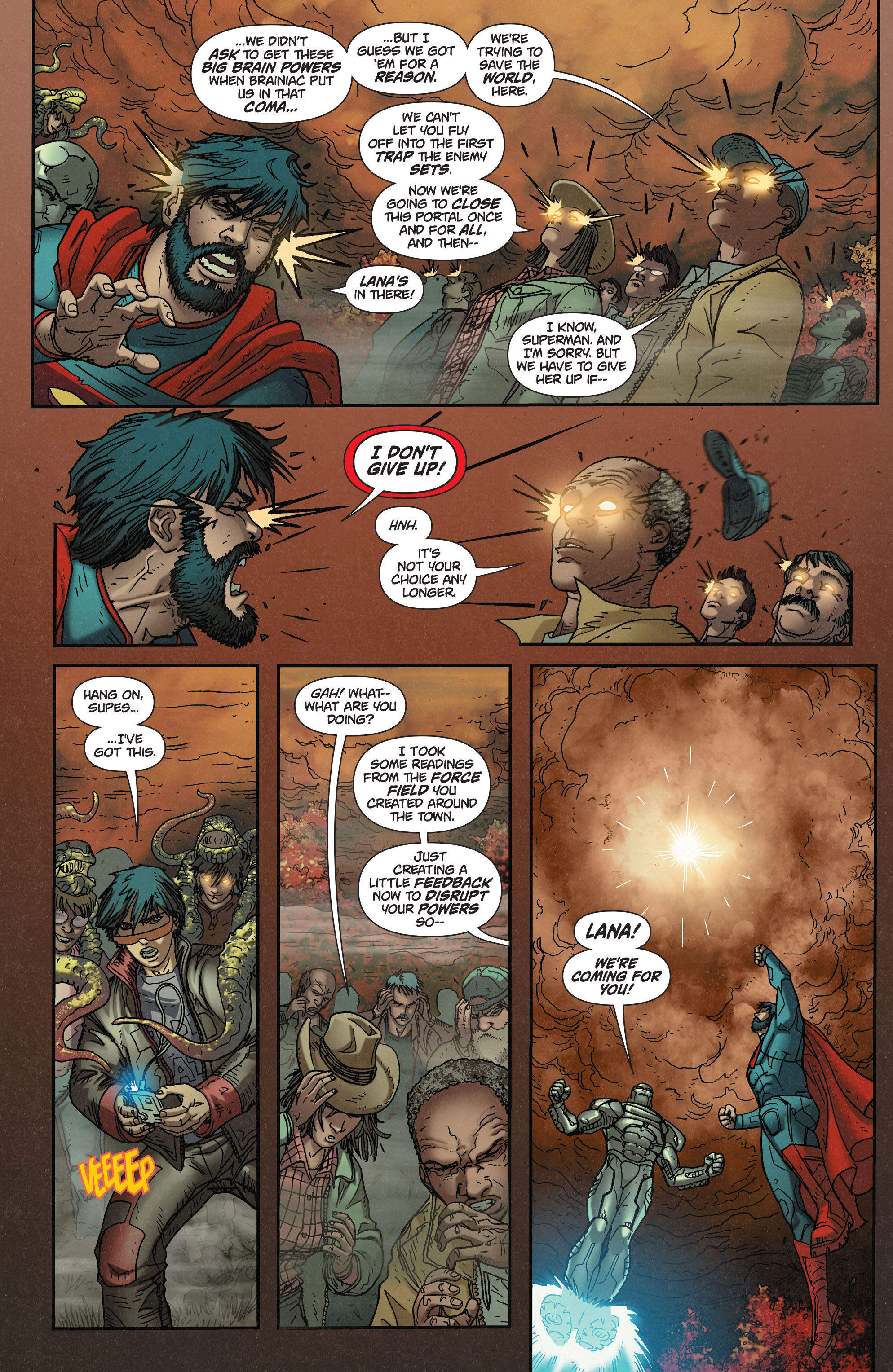 Read online Action Comics (2011) comic -  Issue #39 - 3