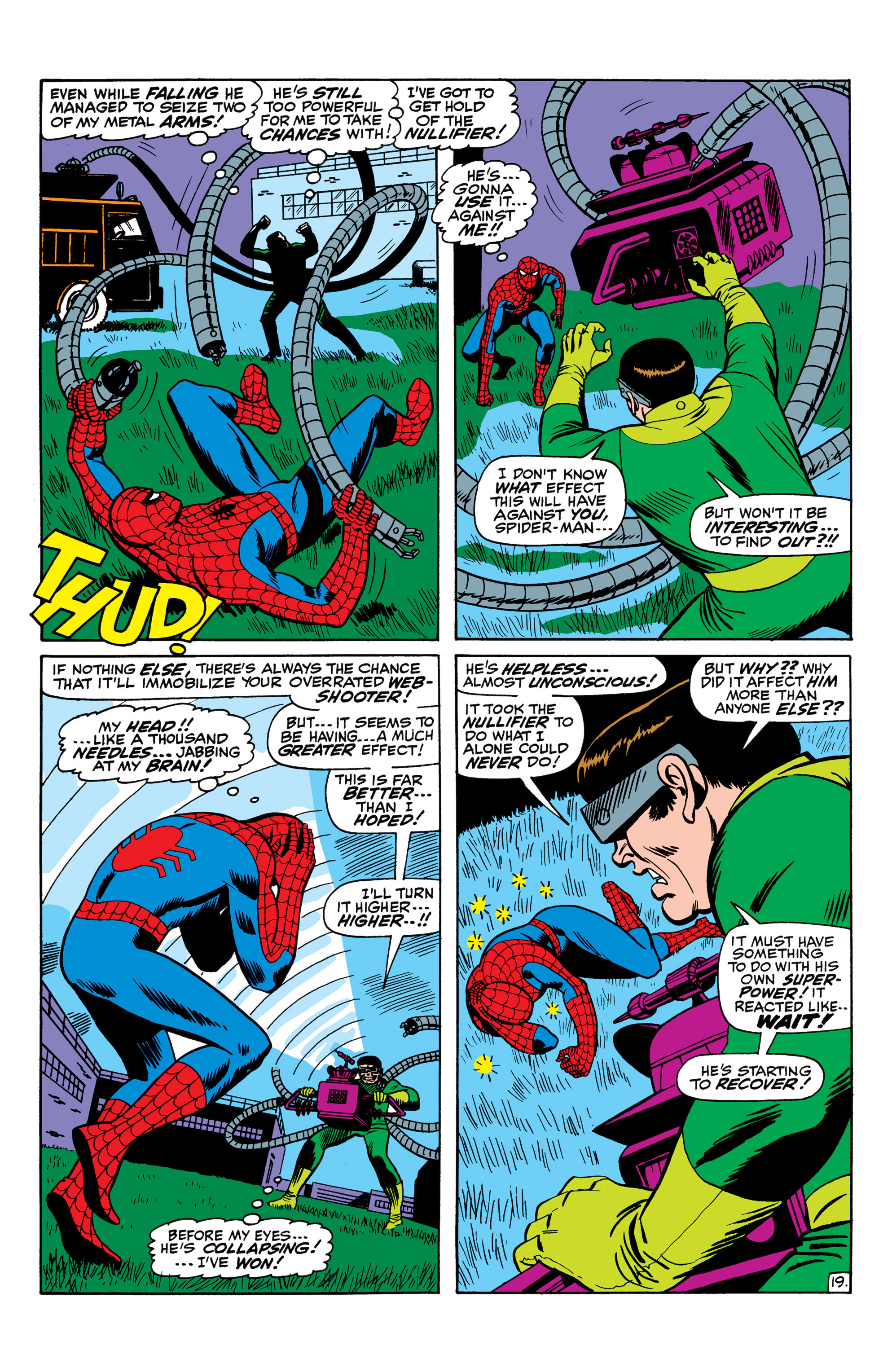 The Amazing Spider-Man (1963) 55 Page 19