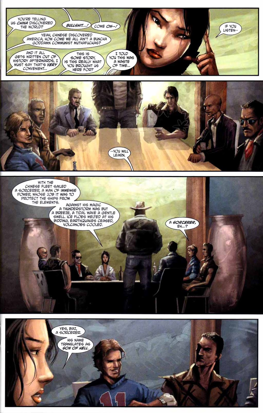 7 Brothers issue 2 - Page 4