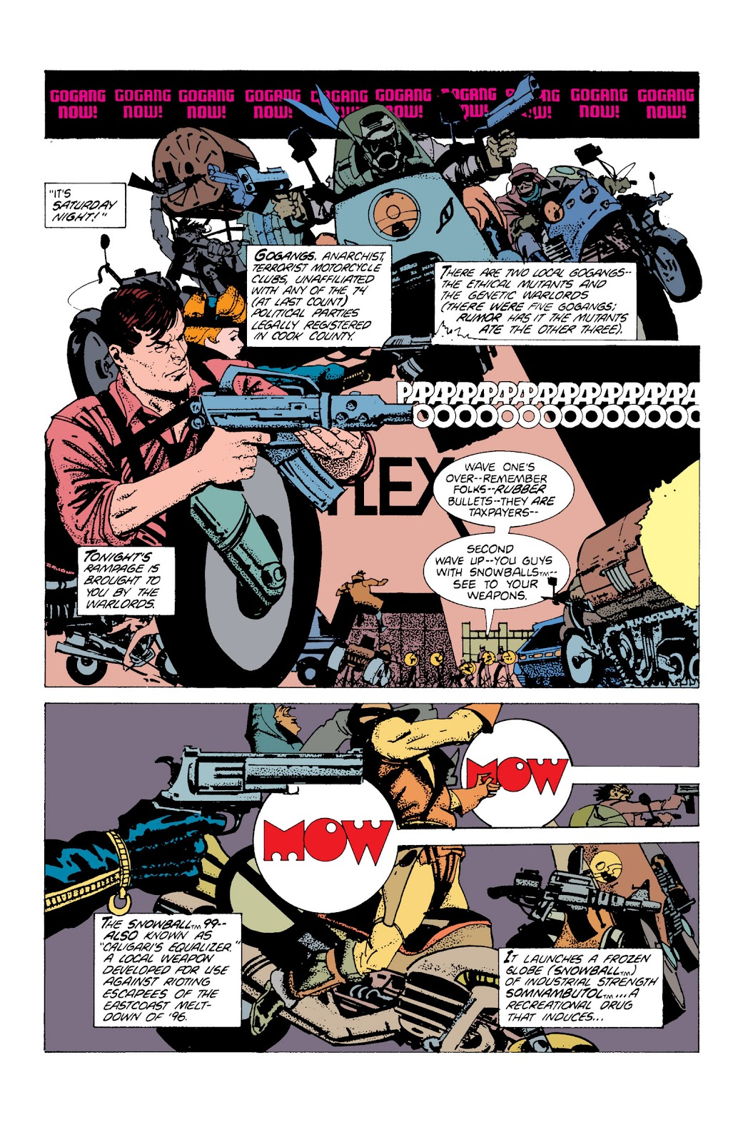 American Flagg! issue Definitive Collection (Part 1) - Page 29