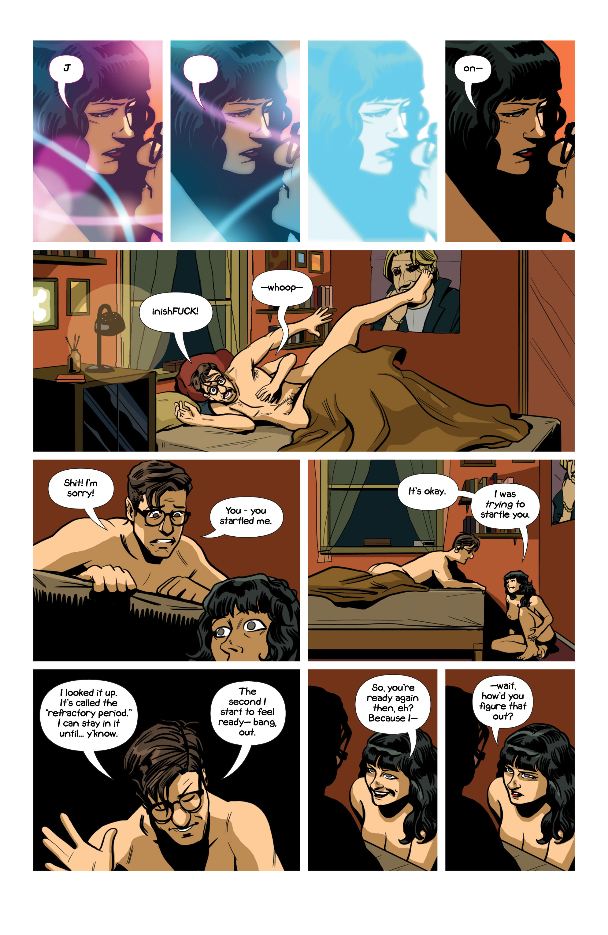 Read online Sex Criminals comic -  Issue #2 - 13