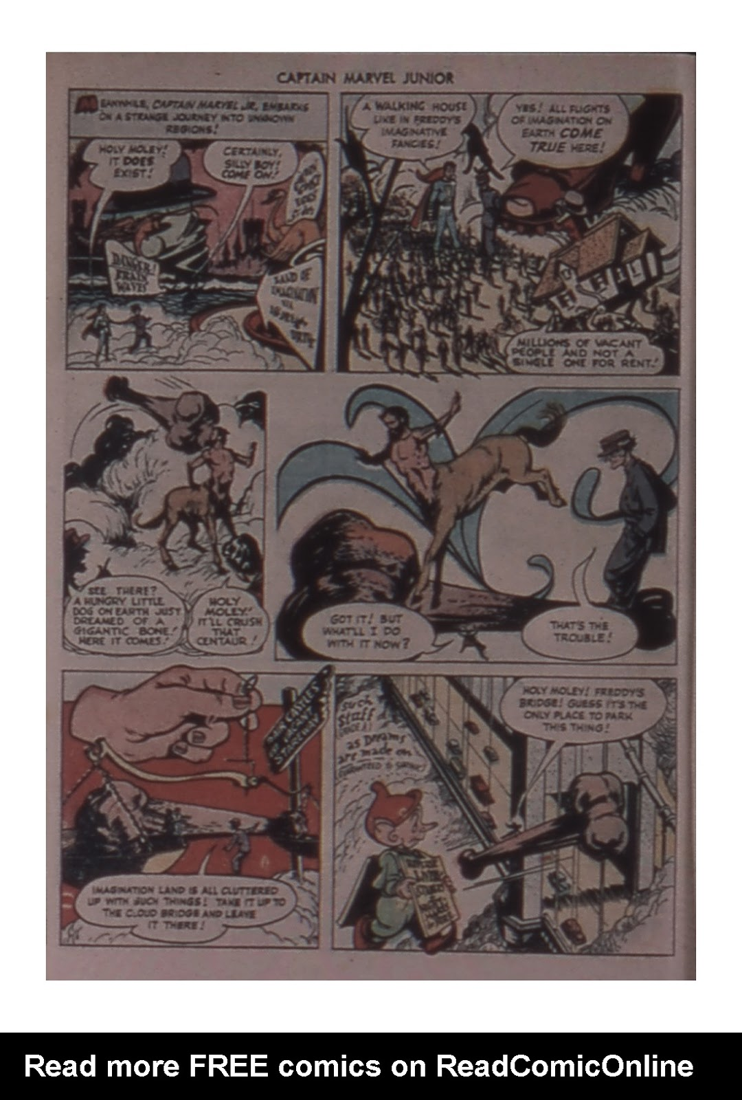 Captain Marvel, Jr. issue 81 - Page 8