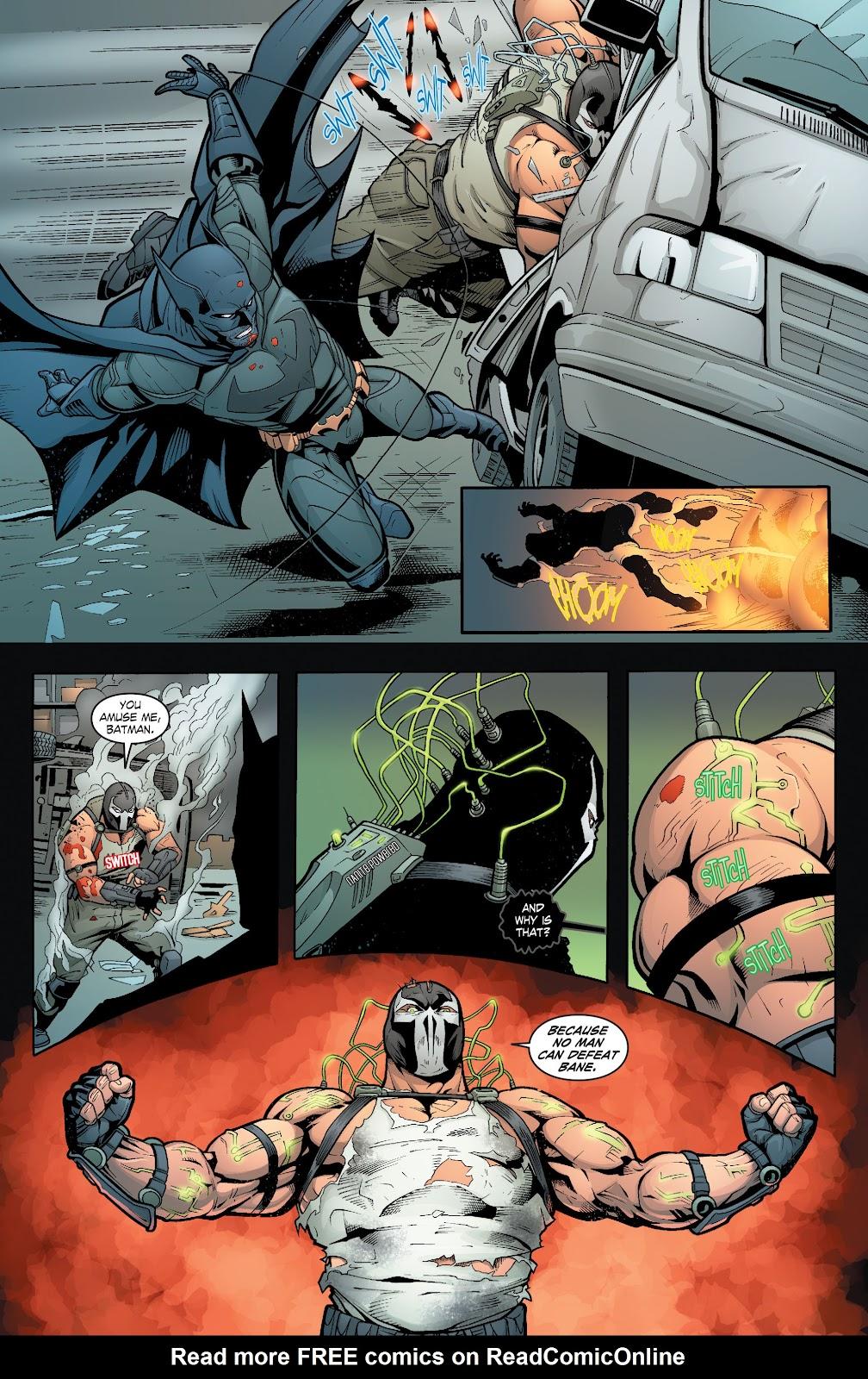 Read online Smallville Season 11 [II] comic -  Issue # TPB 6 - 84