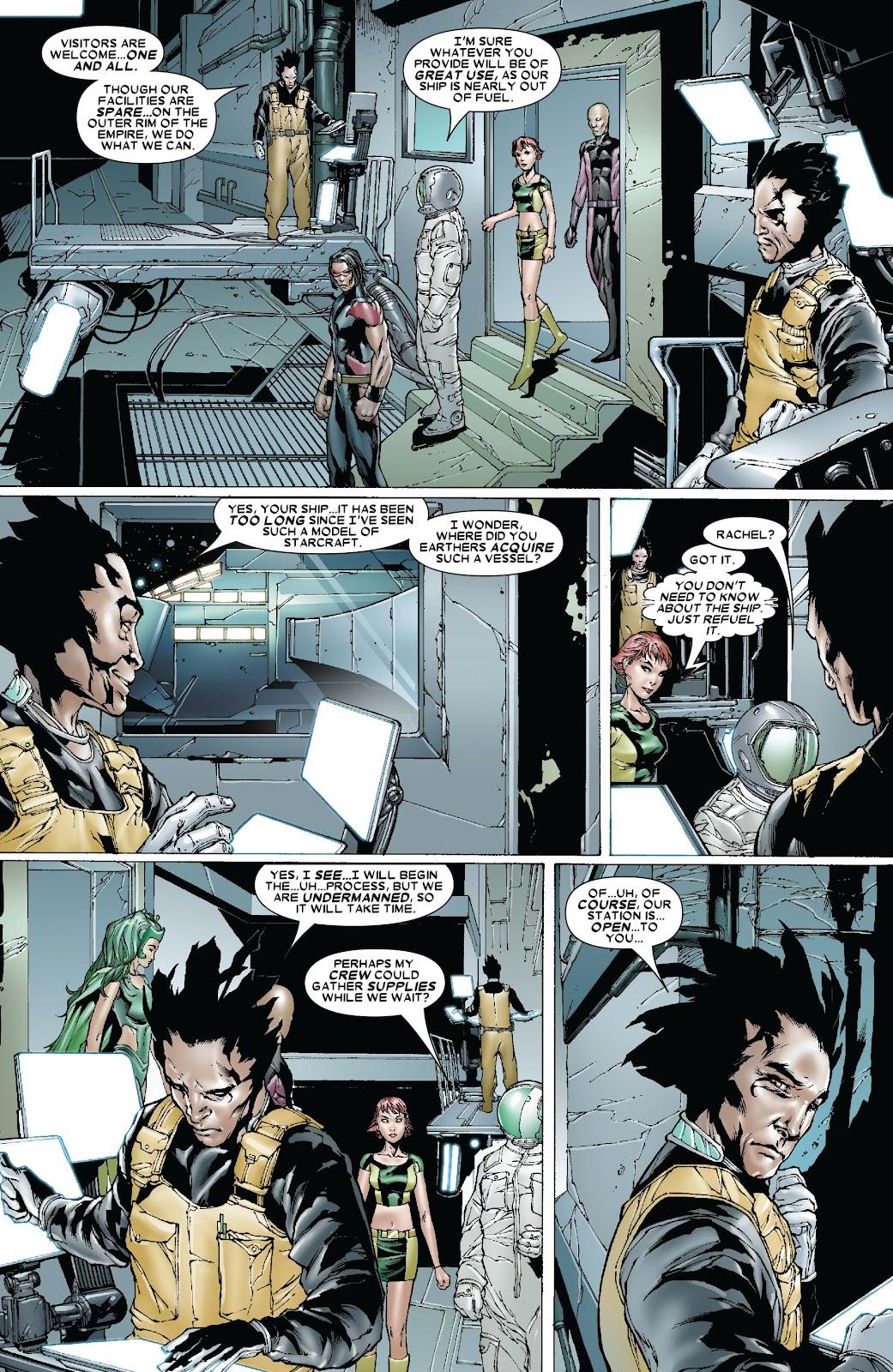 Uncanny X-Men (1963) issue 478 - Page 5