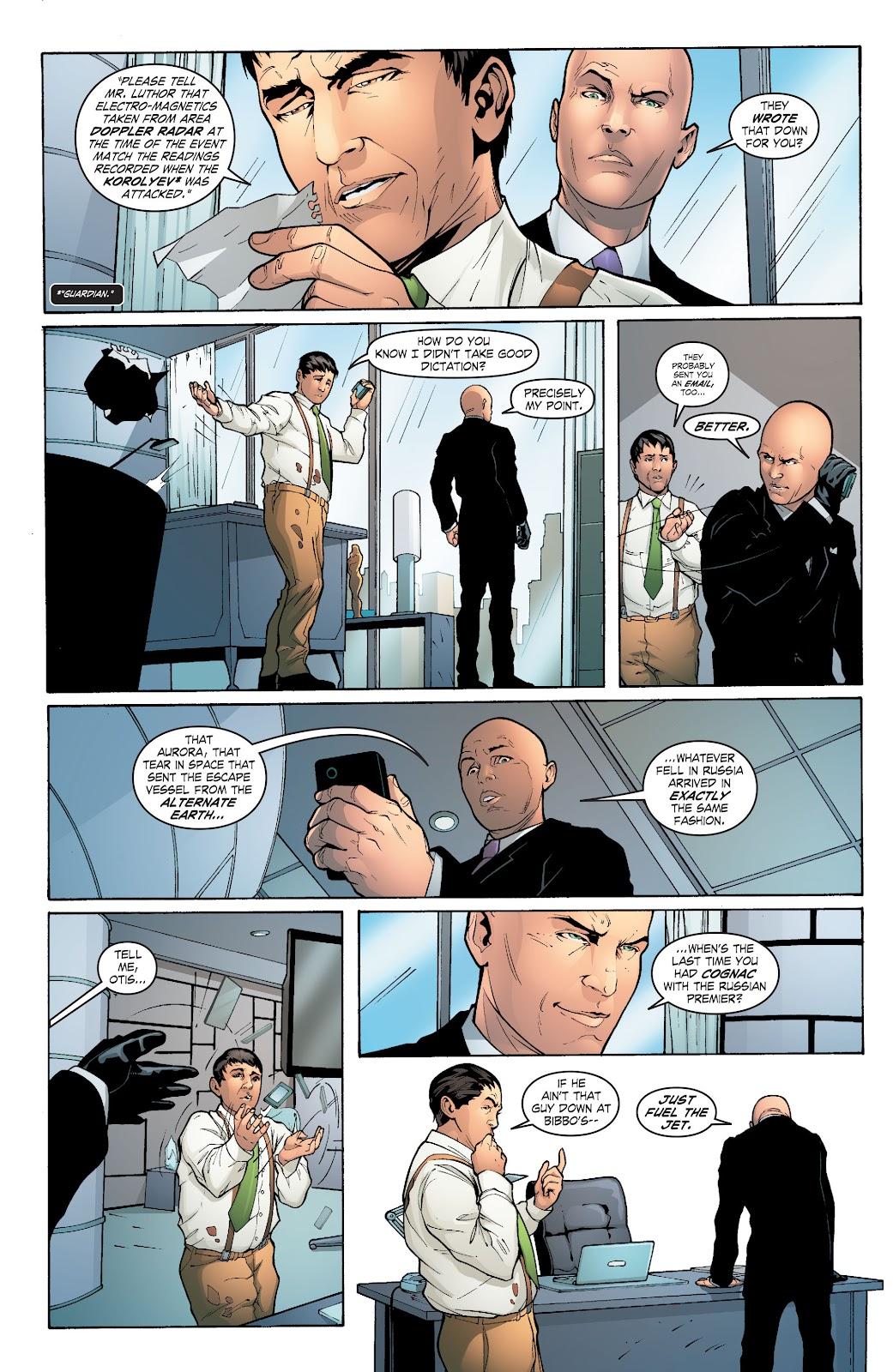 Read online Smallville Season 11 [II] comic -  Issue # TPB 6 - 64