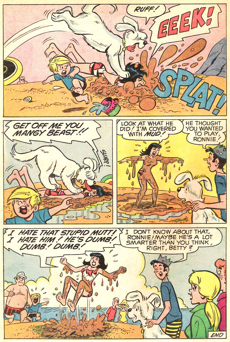 Read online Archie's Girls Betty and Veronica comic -  Issue #177 - 8