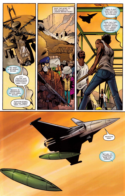 Read online G.I. Joe: Snake Eyes comic -  Issue #5 - 18