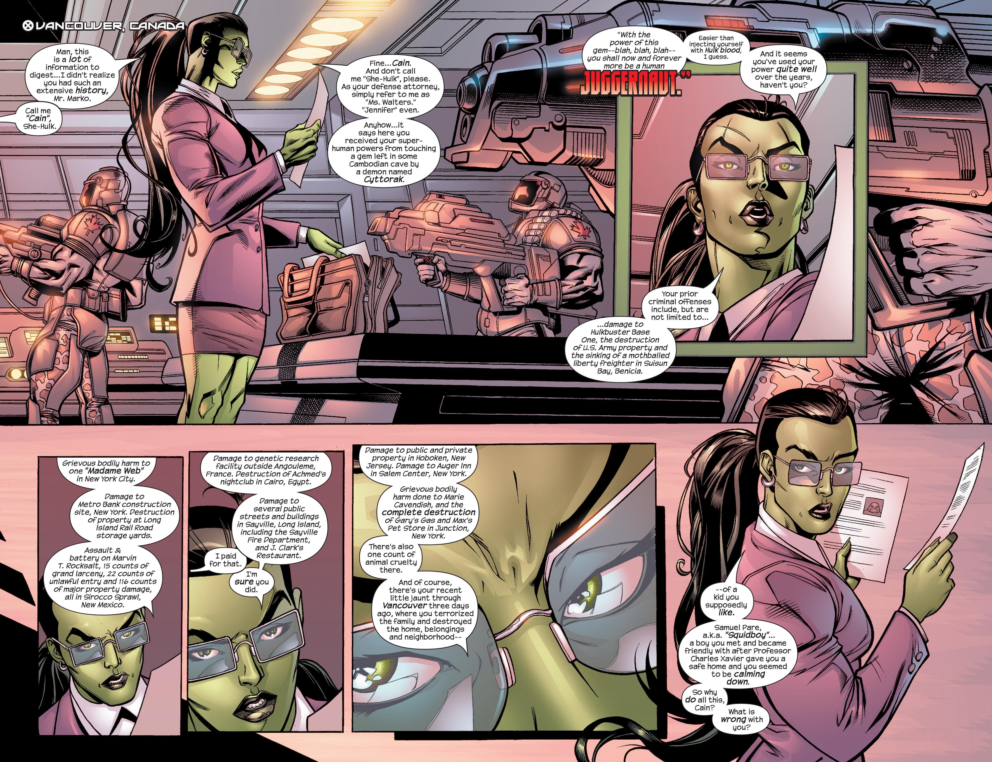 Read online Uncanny X-Men (1963) comic -  Issue #435 - 3