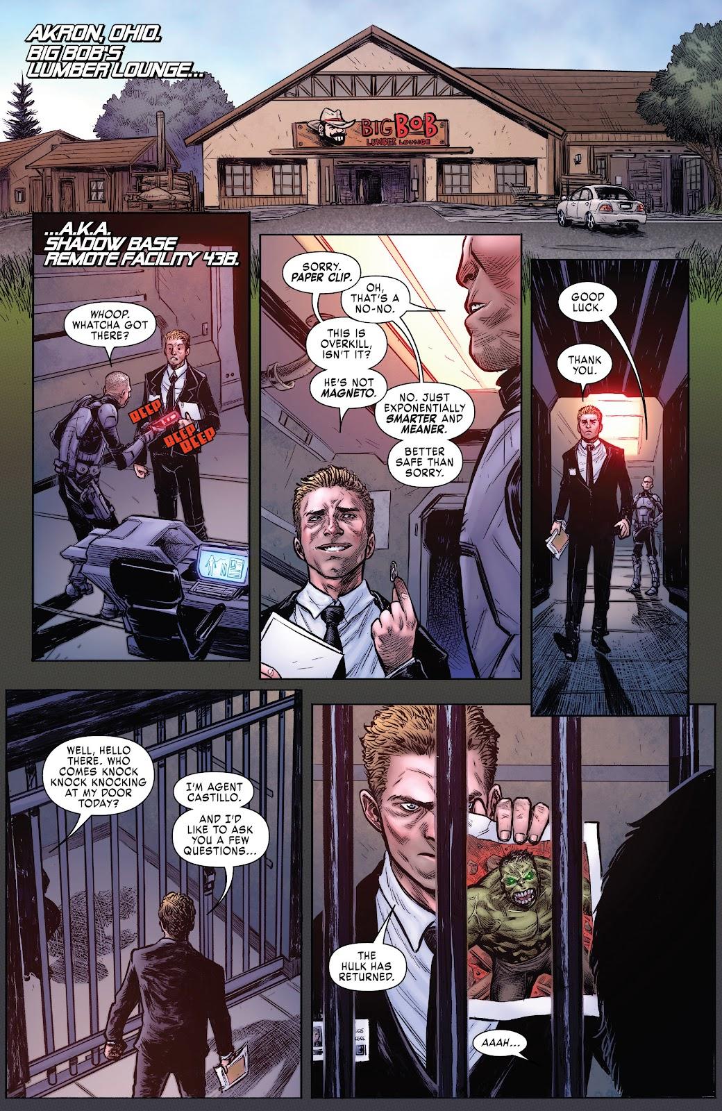 Read online Hulkverines comic -  Issue #1 - 3